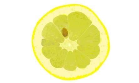 When life gives you Lemons…..make lemonade – no really !!