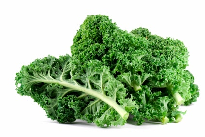 K is for King Kale