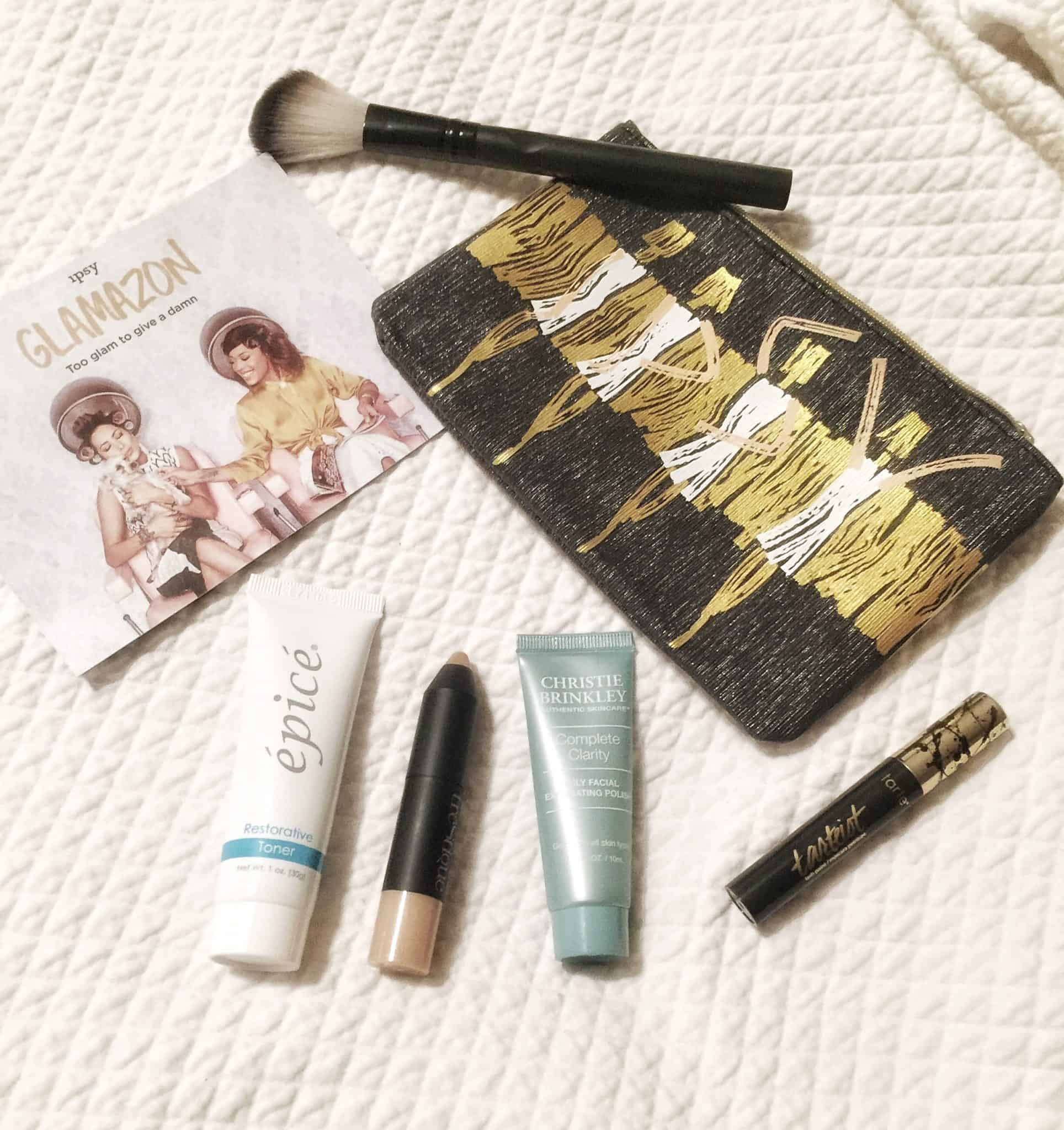 September Ipsy Glam Bag