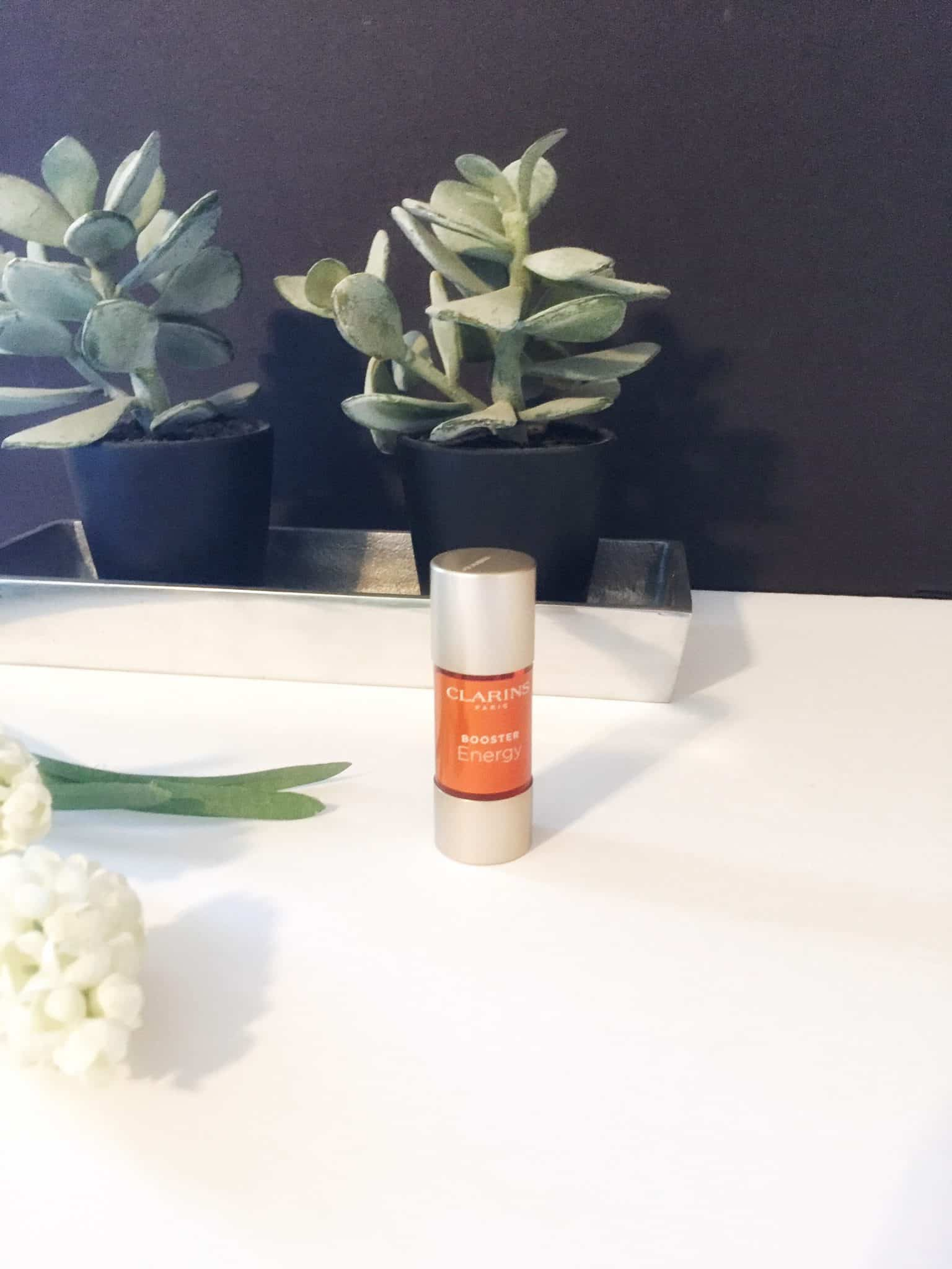 Give Me Glowing Skin – Clarins Booster Energy Review