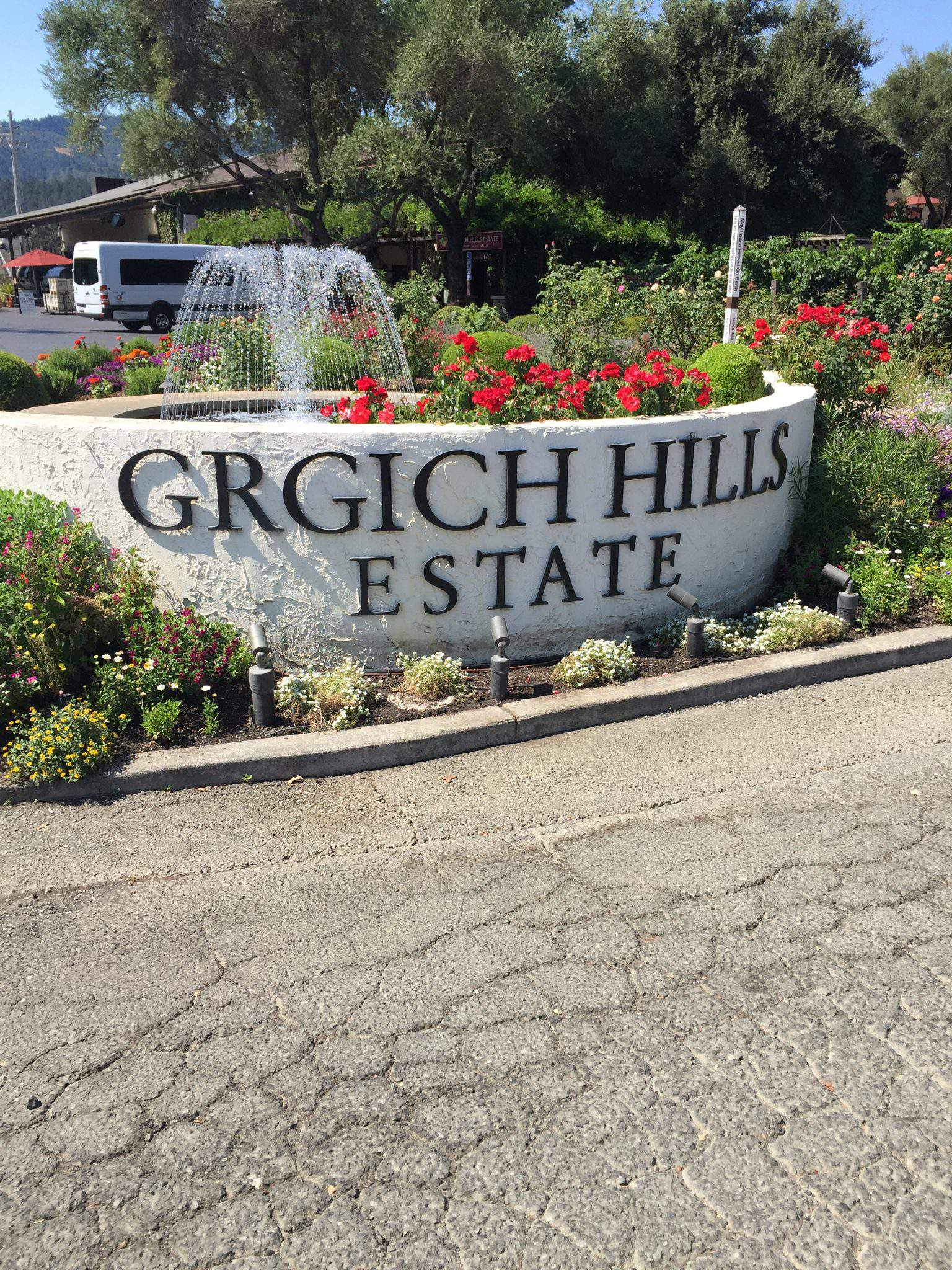Our Visit to Napa – Grgich Hills Estate Winery
