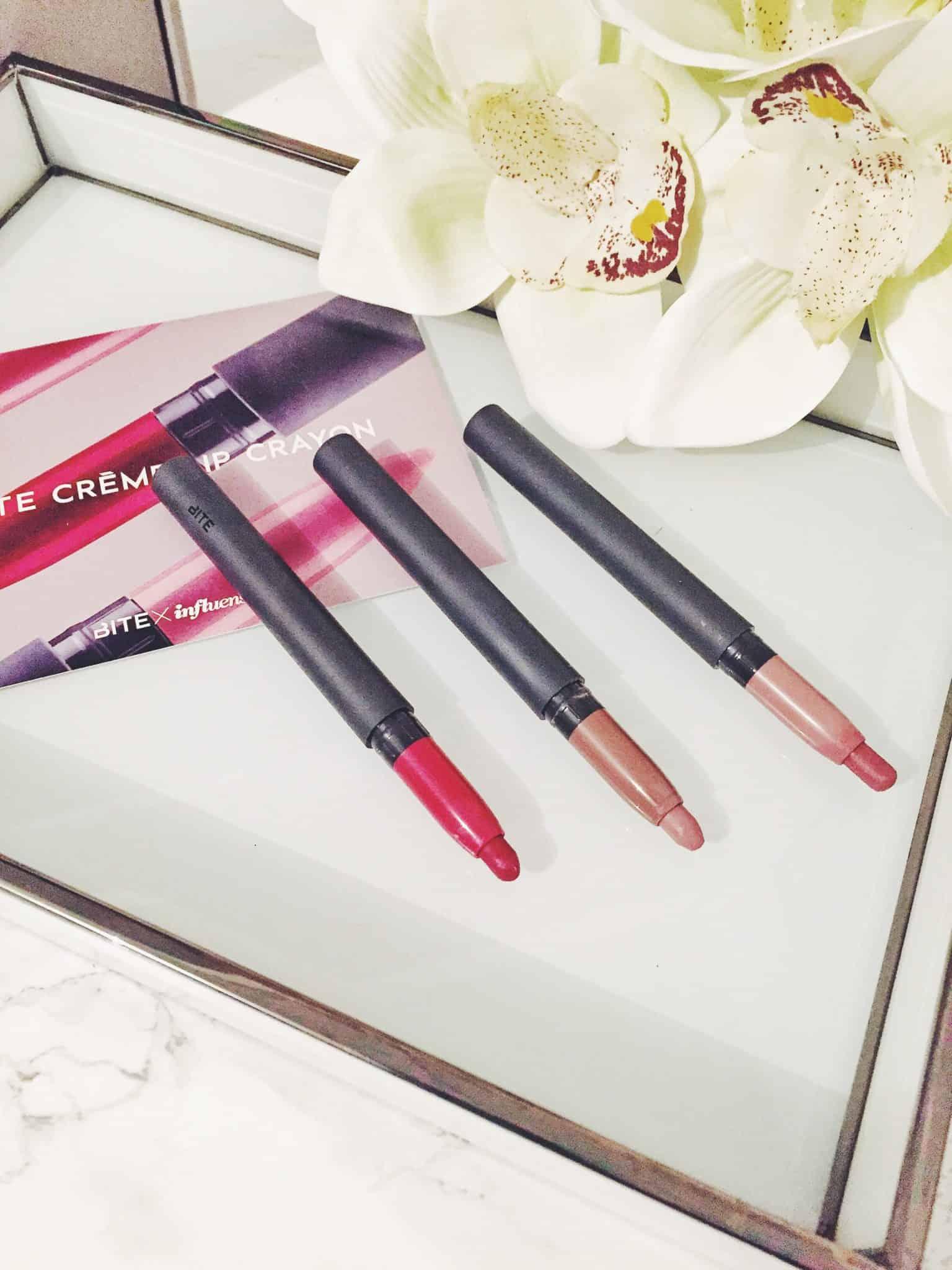 BITE Beauty Matte Crème Lip Crayon REVIEW #TheMatteCremeLip