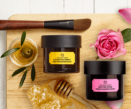 The Body Shop Face Superfood Masks Review