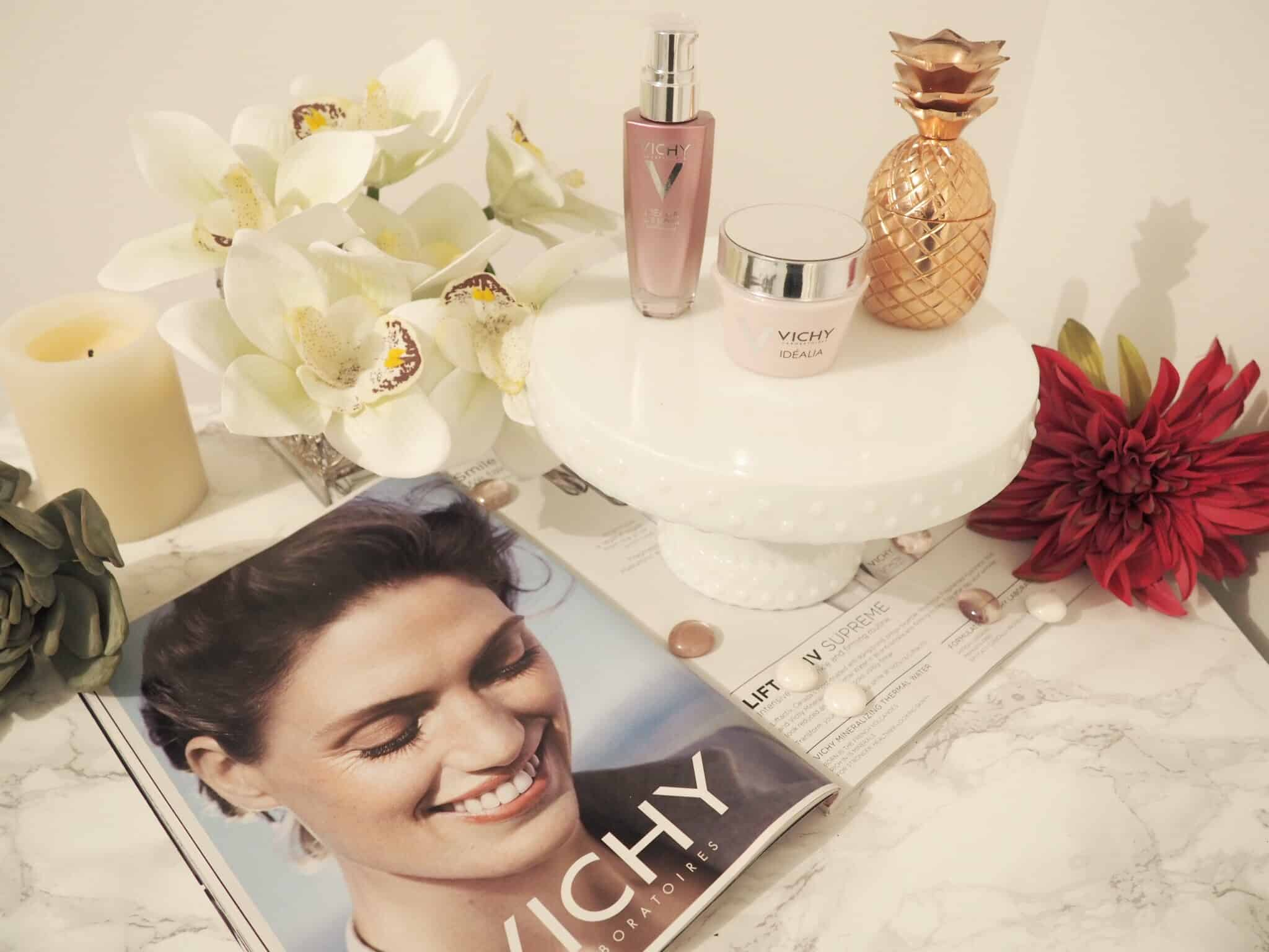 Fight the First Signs of Aging with Vichy Idealia