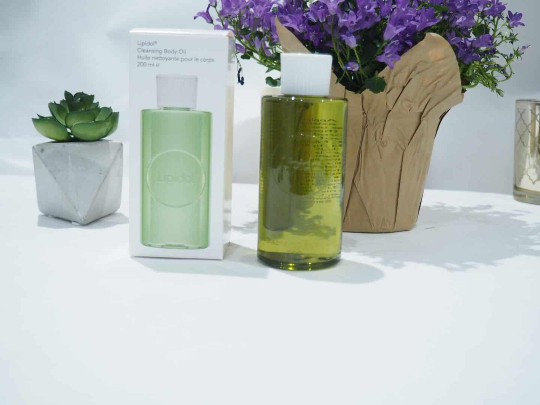 Lipidol Oils Cleansing Body Oil