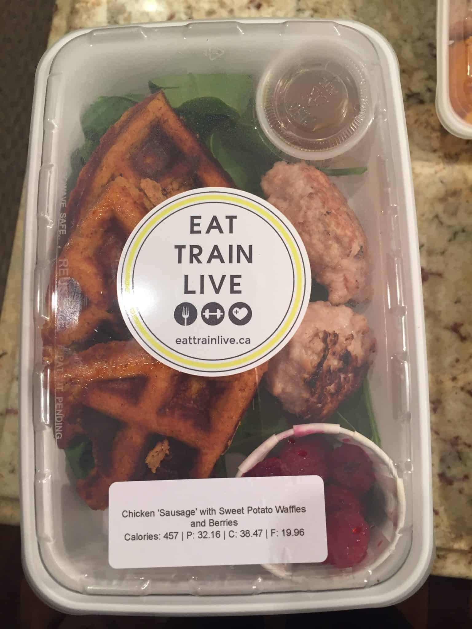 Healthy Eating With Eat Train Live