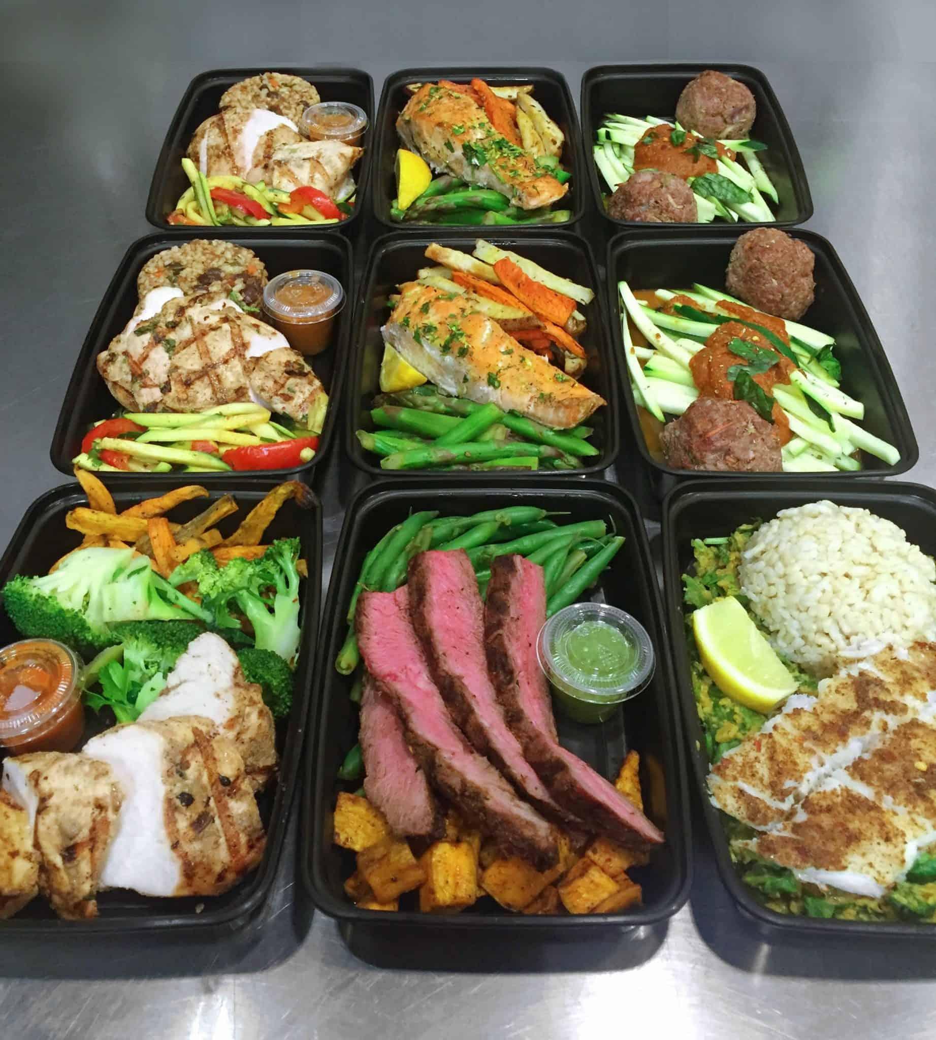 Eat Train Live