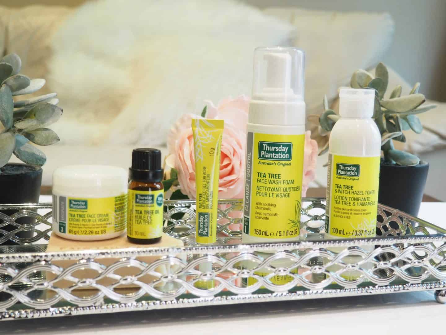 Clear Skin Naturally with Tea Tree Oil