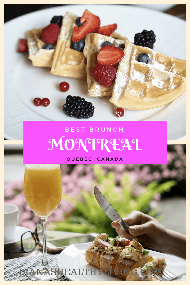 Find the best place to have brunch in beautiful Montreal. #Canada #restaurants #brunch ***** Canada travel | Canadian destinations | Canada travel | Montreal | Where to eat in Montreal| Best Montreal restaurants