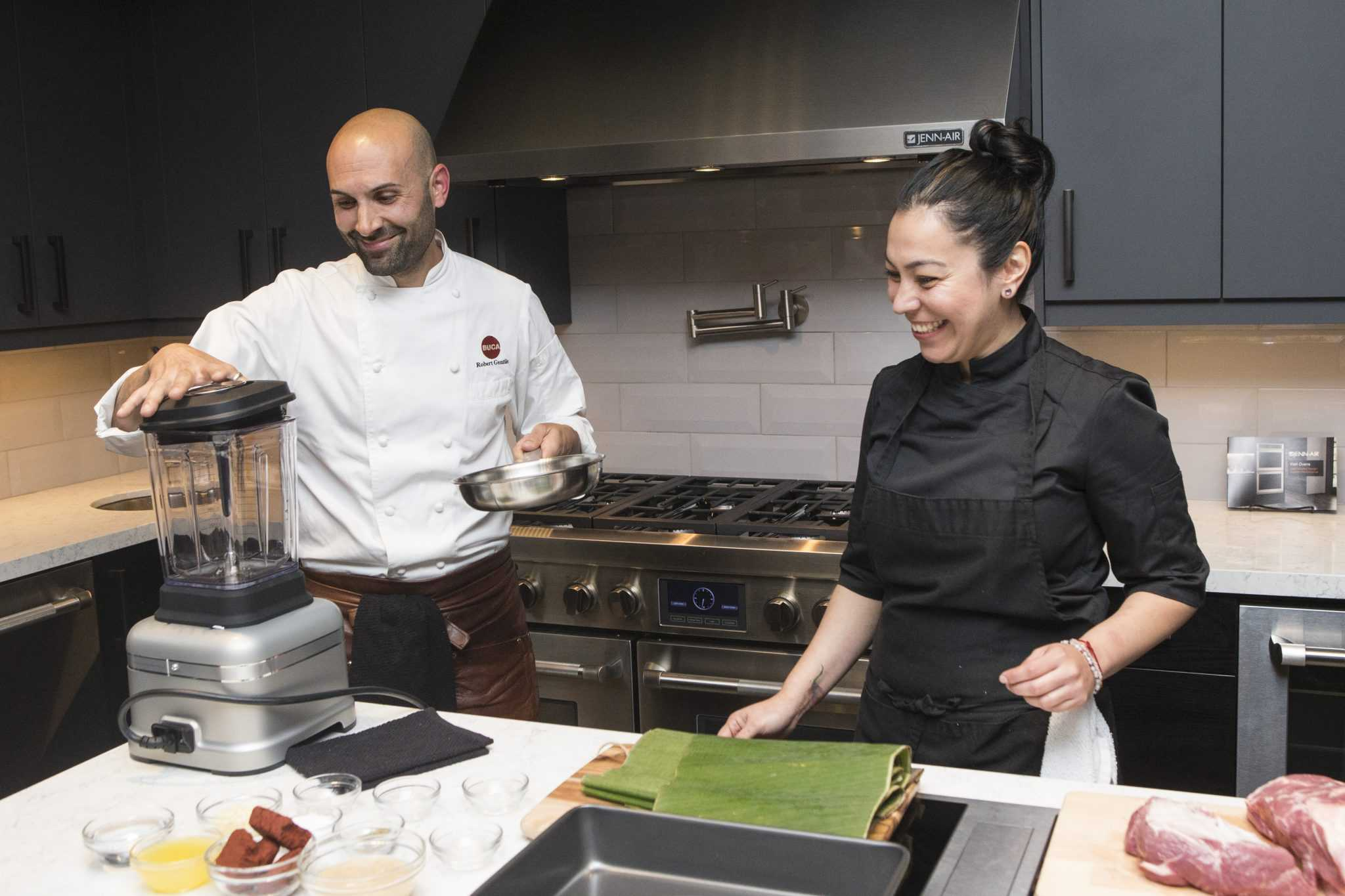 Fine Dining Redefined Modern Mexican Cuisine Diana S