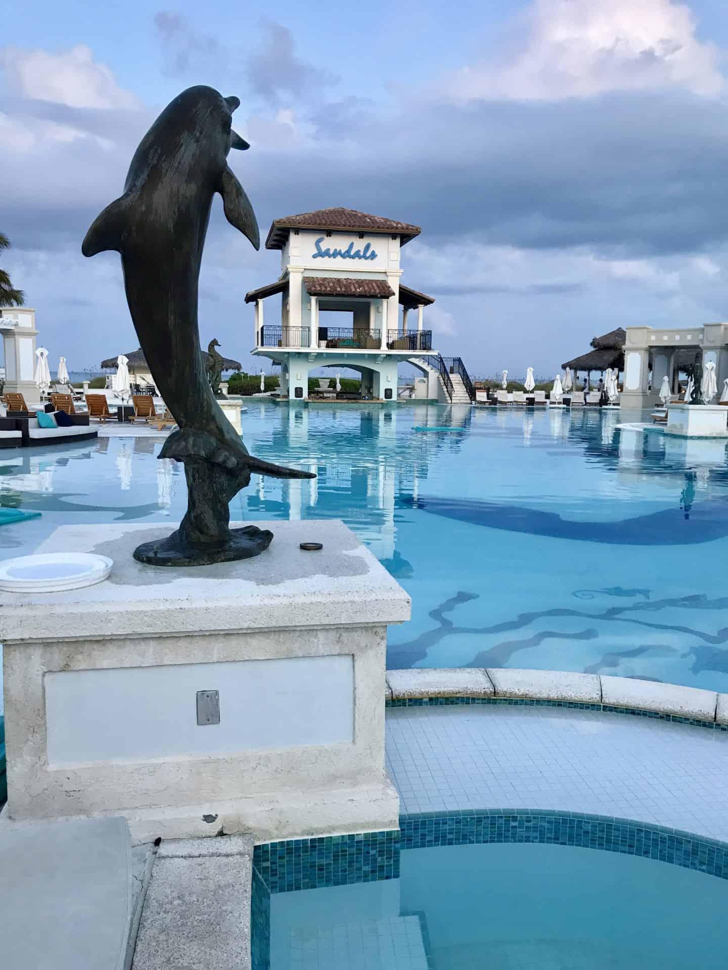 Sandals Exuma Bahamas