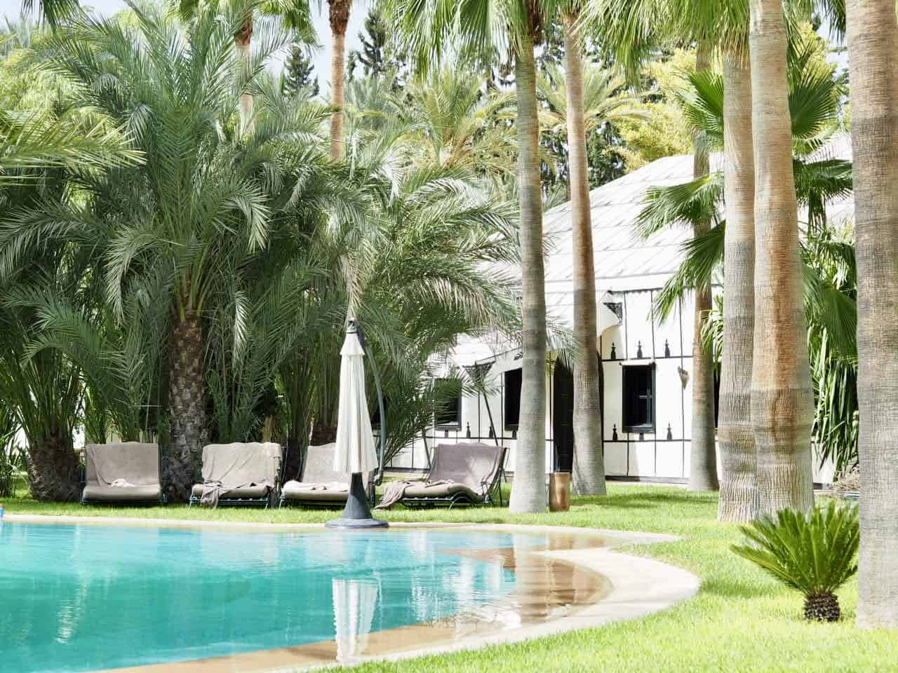 Lodge K – A Private Oasis in Marrakech