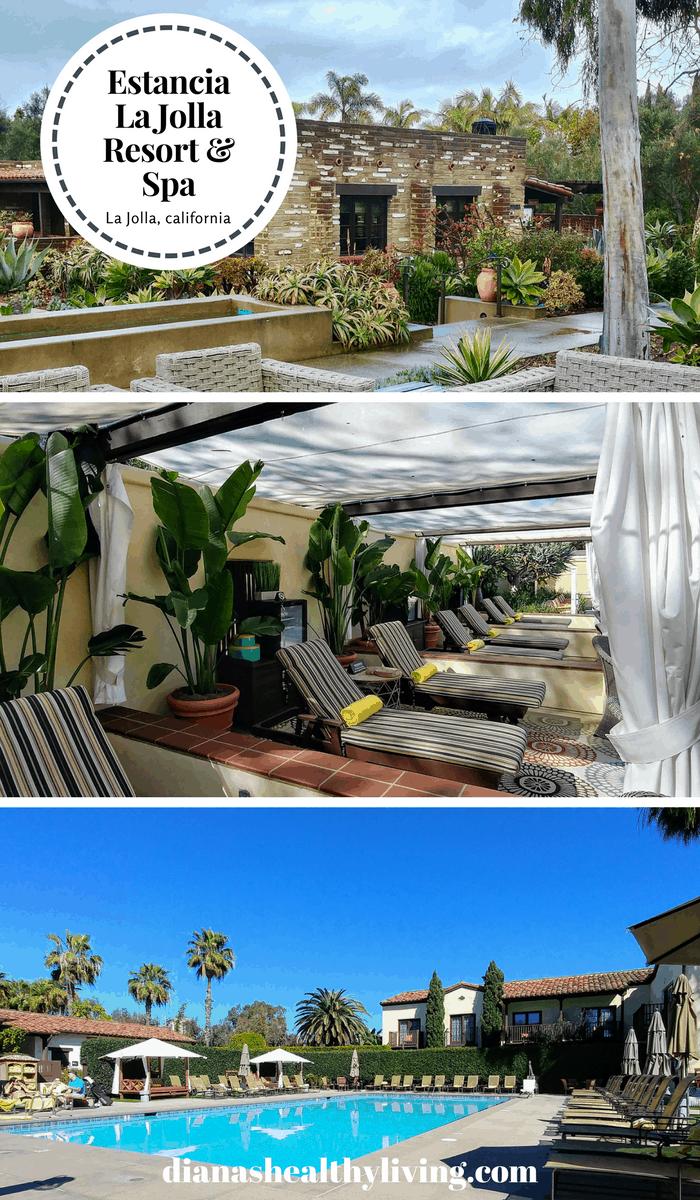 Pamper yourself at Estancia La Jolla Resort & Spa. A luxury getaway in La Jolla California #california #restaurants ***** USA travel | USA destinations | California travel | California destinations | La Jolla | California California restaurants | Where to stay in California | Best California hotels| luxury hotels