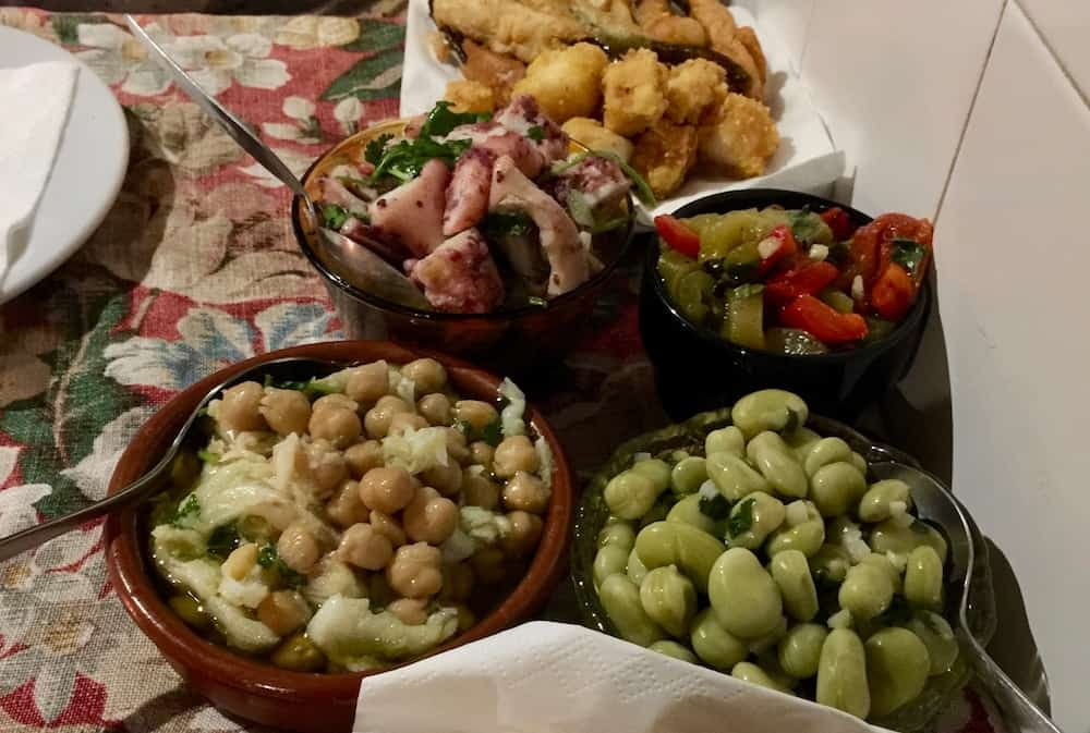Fado restaurant in Lisbon Portugal
