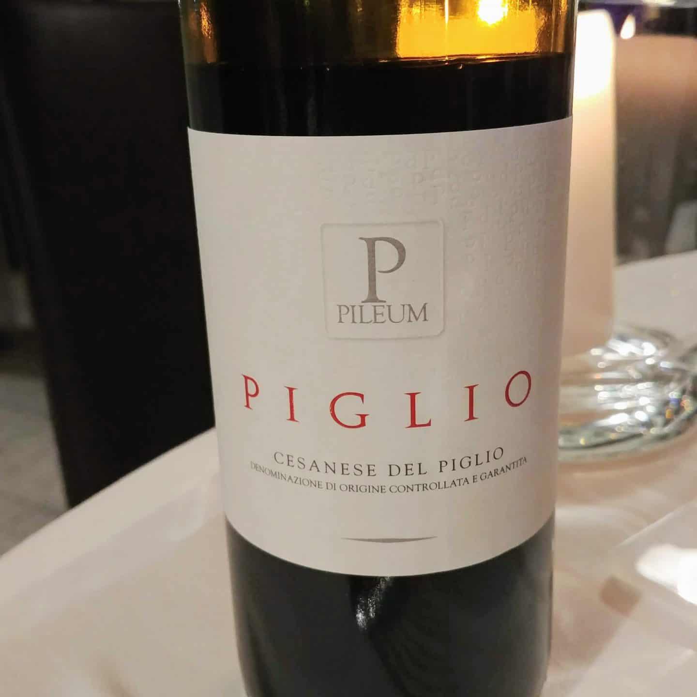Italian souvenirs wine