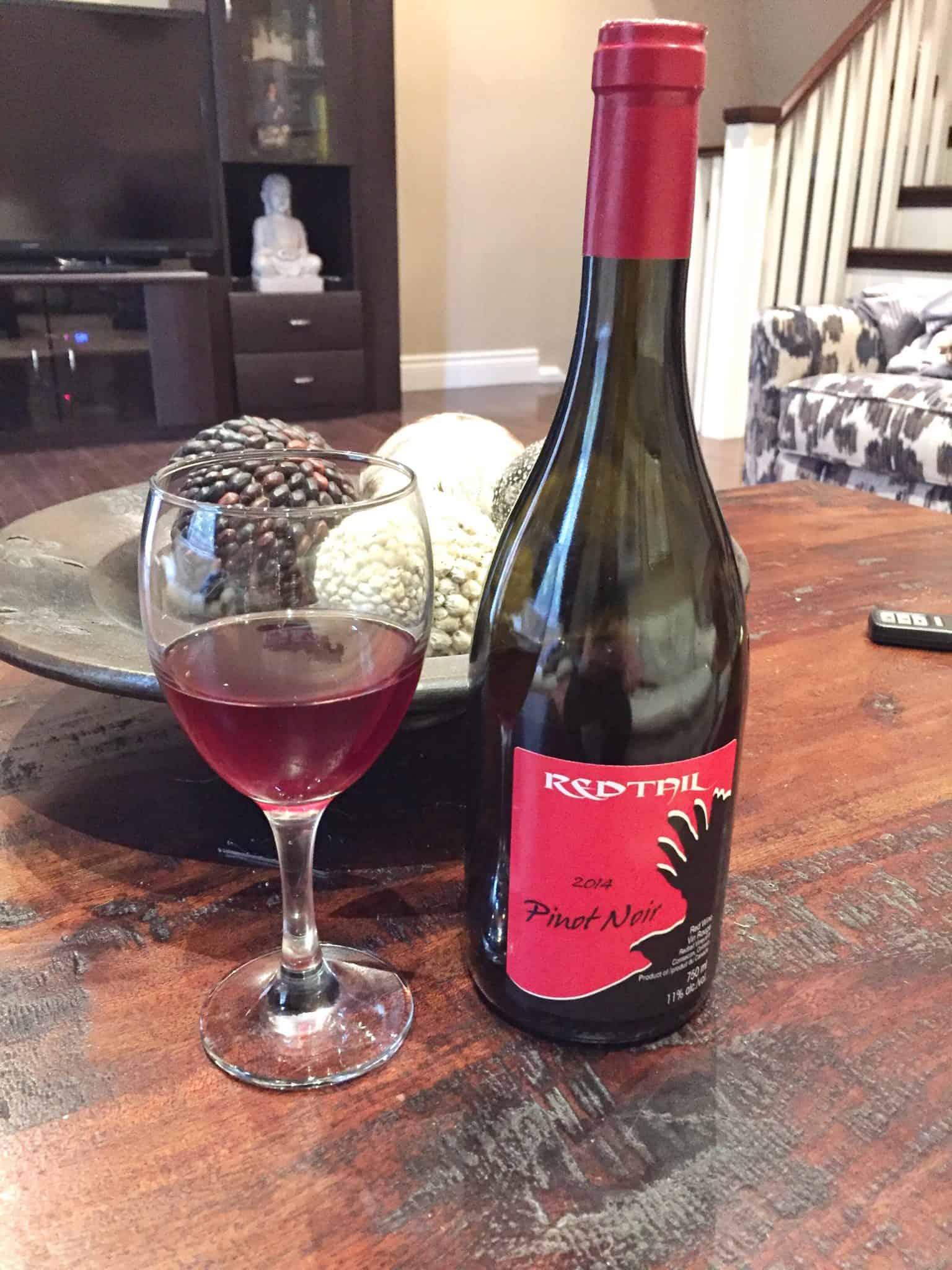Redtail Vineyard Winery- Prince Edward County Ontario