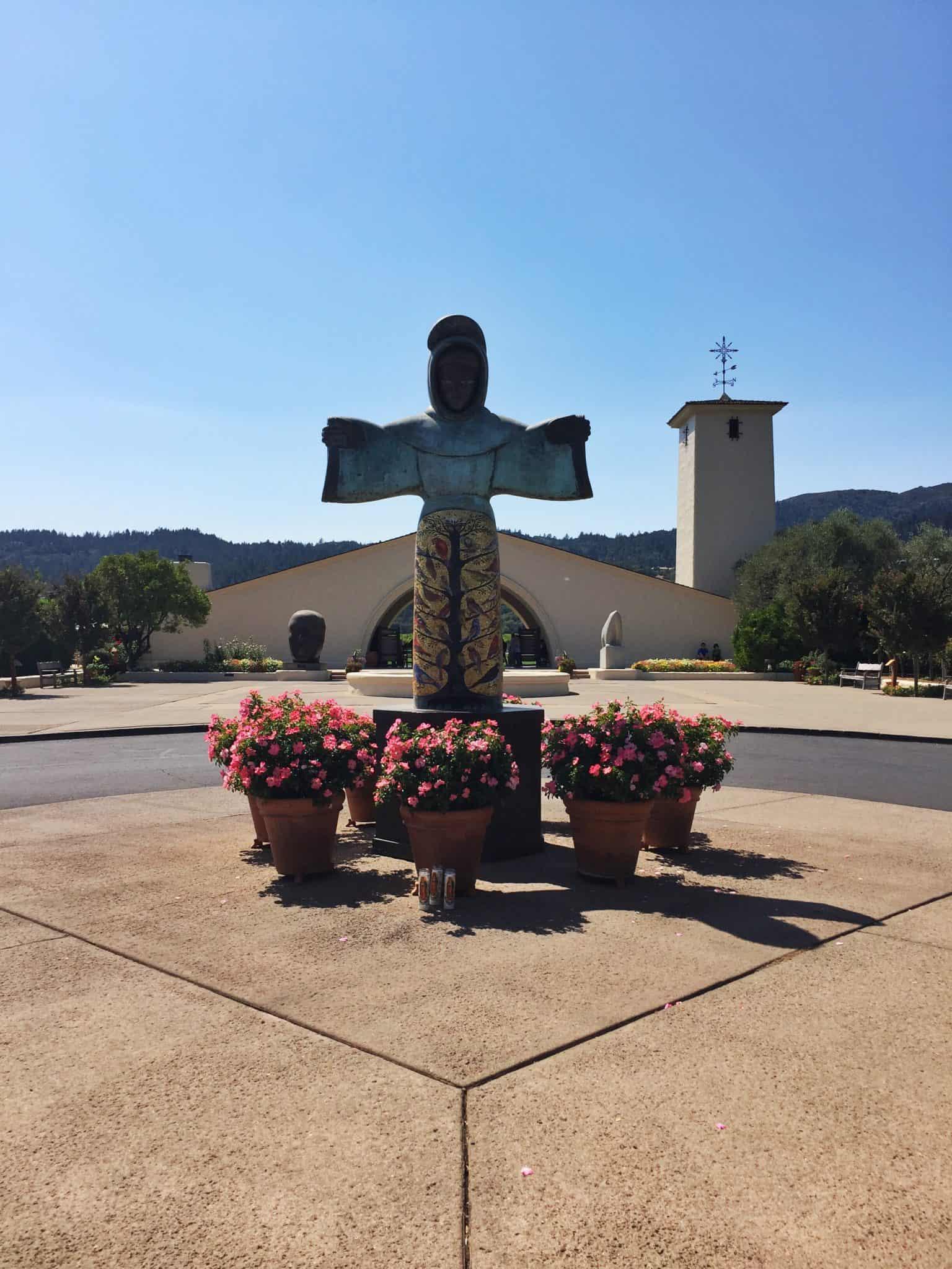 Our Visit to Robert Mondavi Winery