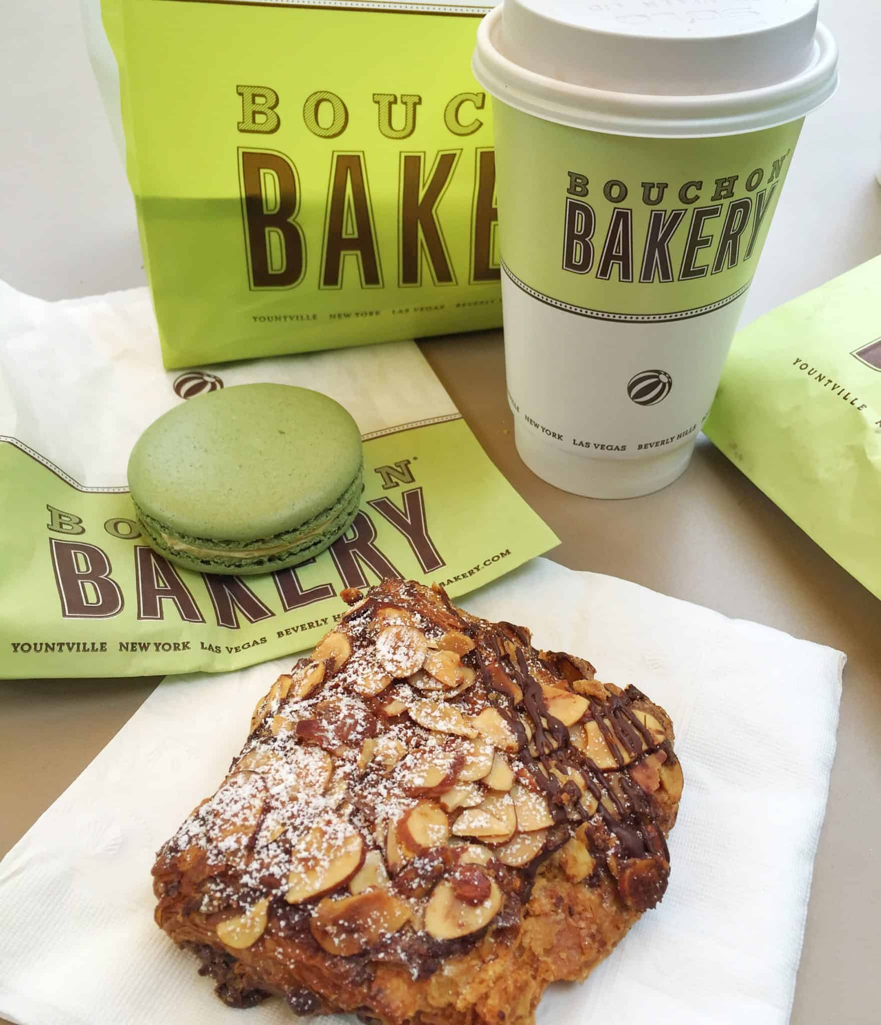 Day Two Napa Valley – Bouchon Bakery and Sterling Vineyards