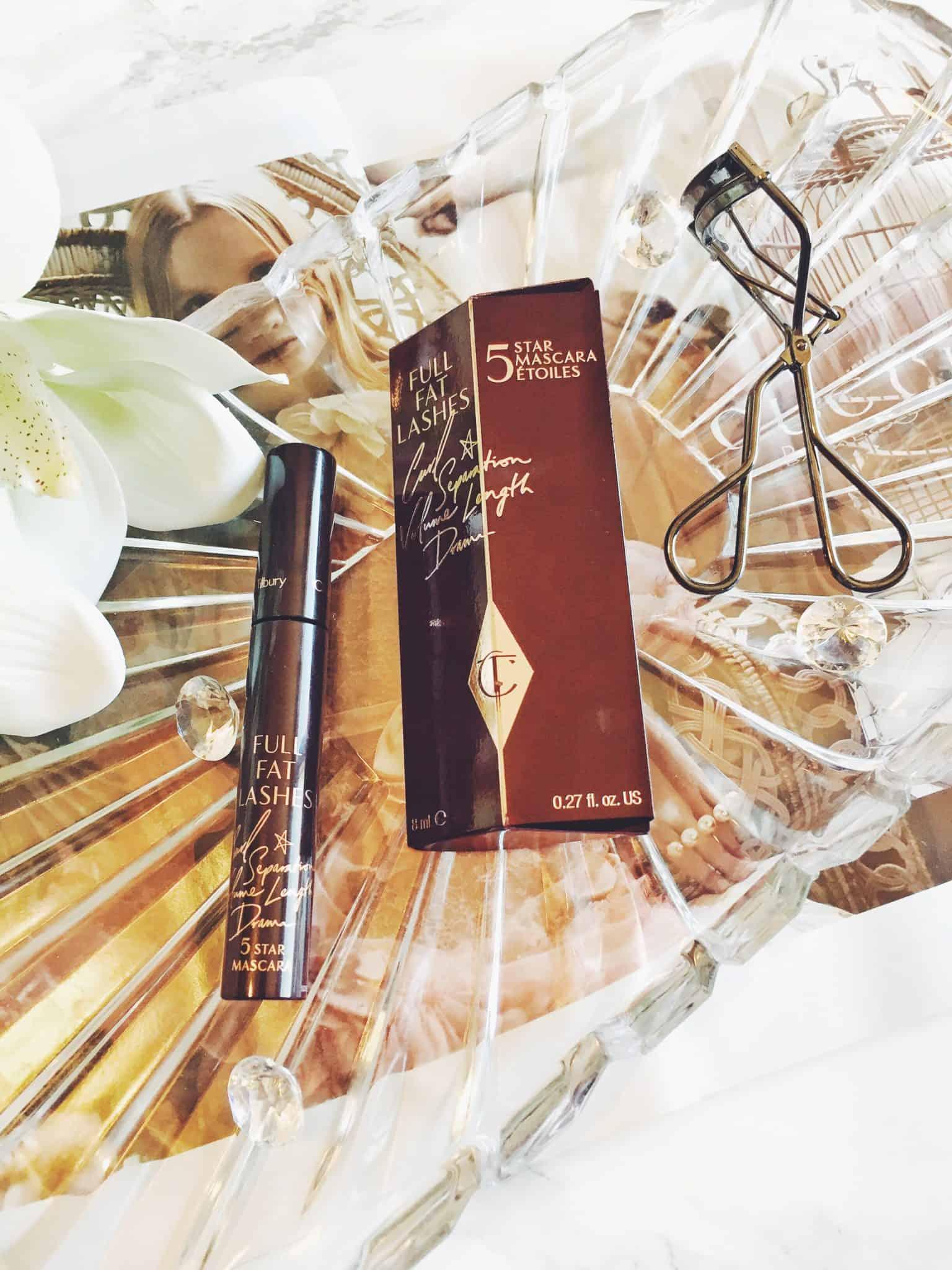 I Think I Found My Lashes – Charlotte Tilbury Full Fat Lashes Mascara Review