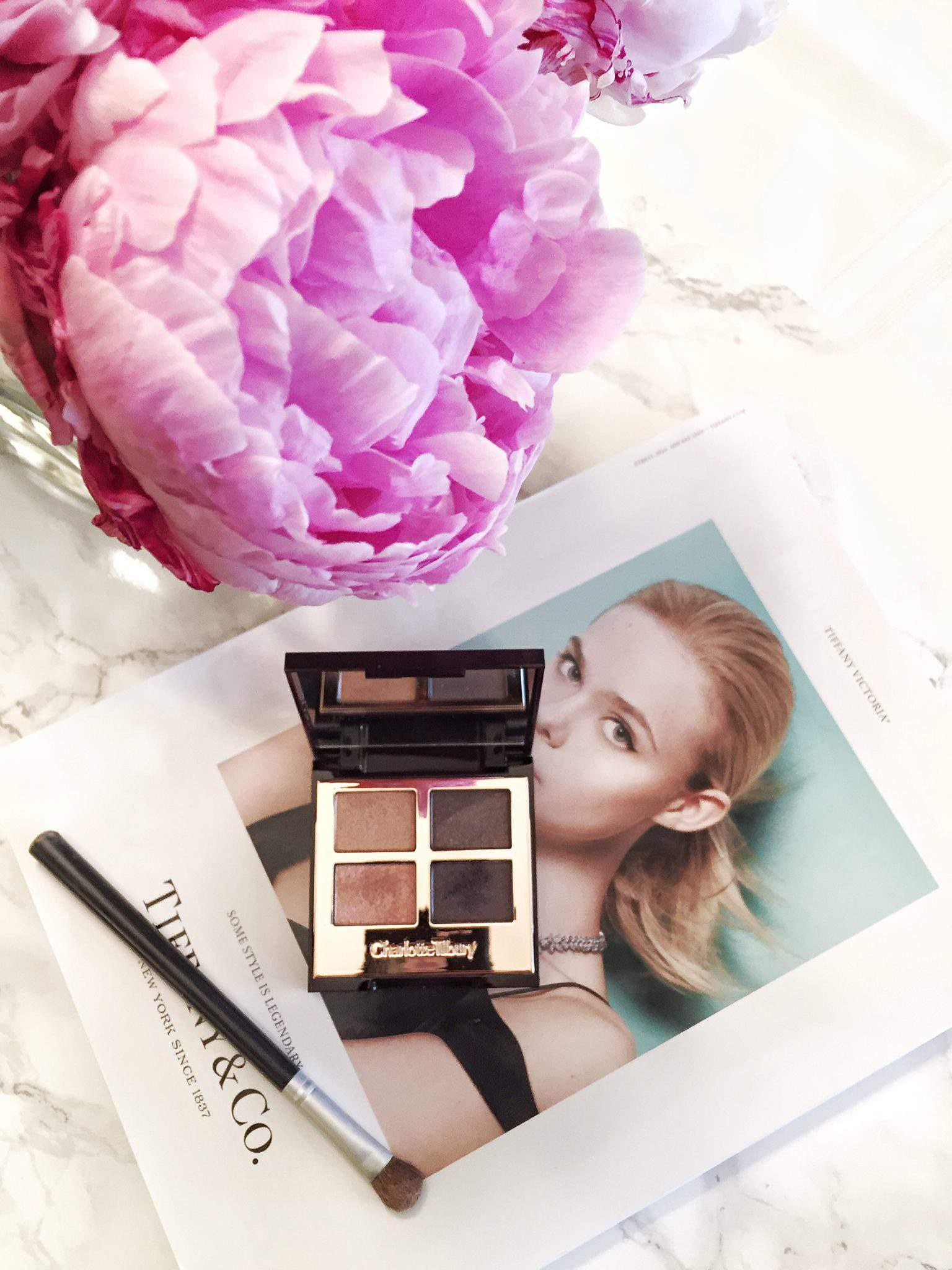 Uptown Girl Luxury Eyeshadow Palette – Charlotte Tilbury