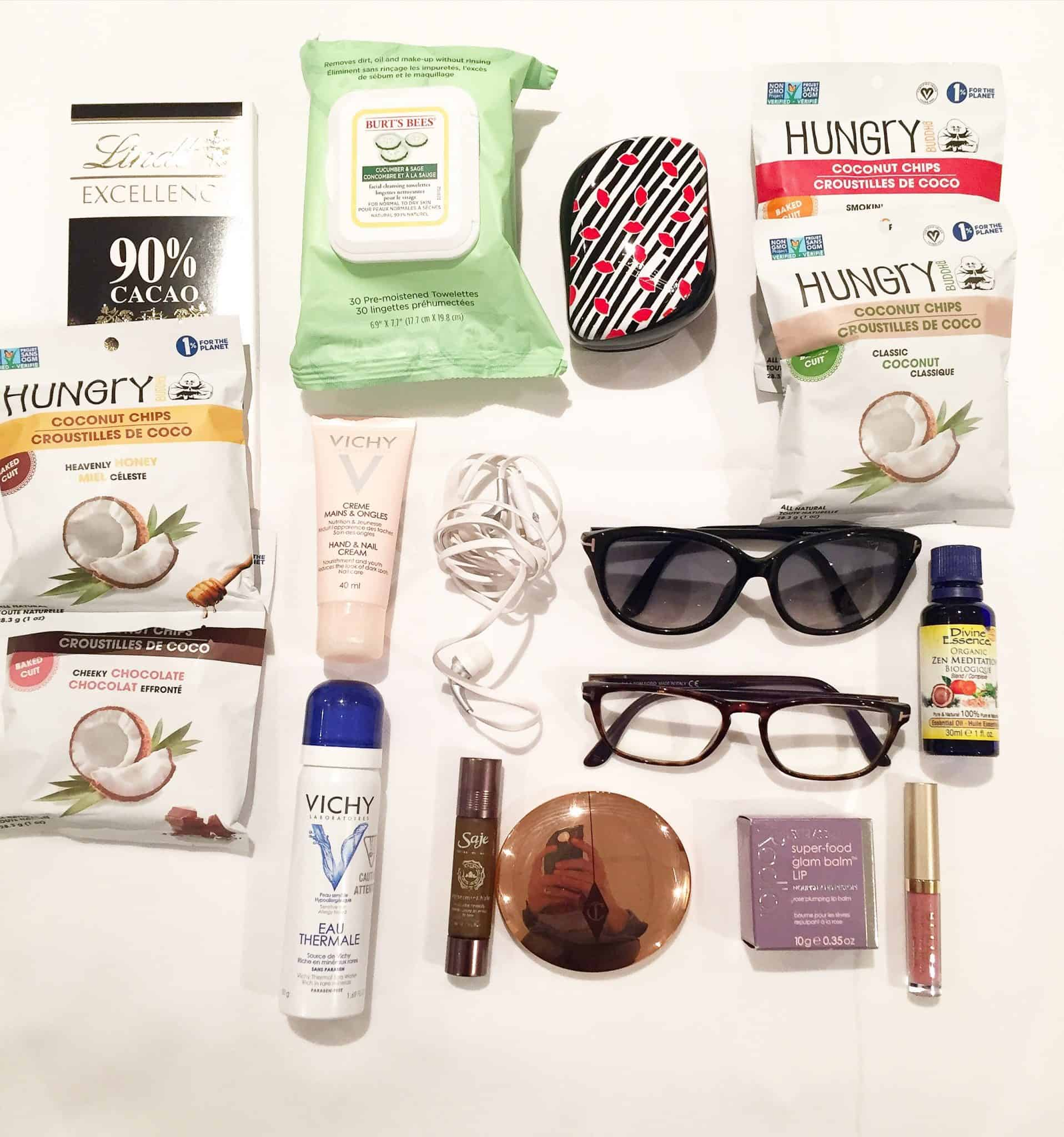 My Carry-On Travel Essentials