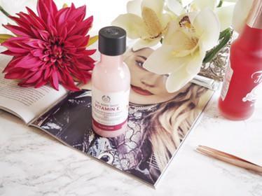 The Body Shop – Vitamin E Aqua Boost Essence Lotion