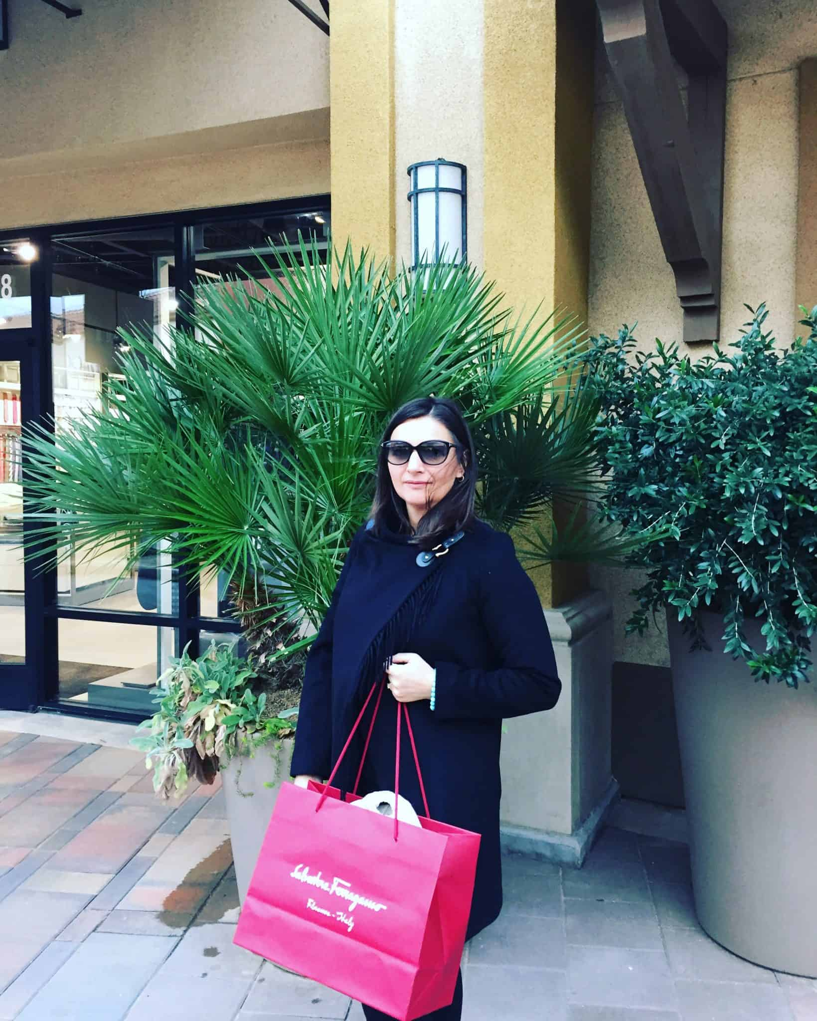Shopping and Eating New Years Day Adventures- Palm Springs