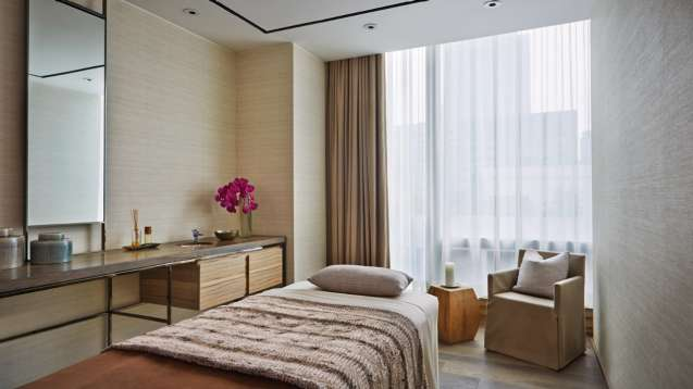 Pamper Yourself Four Seasons Style