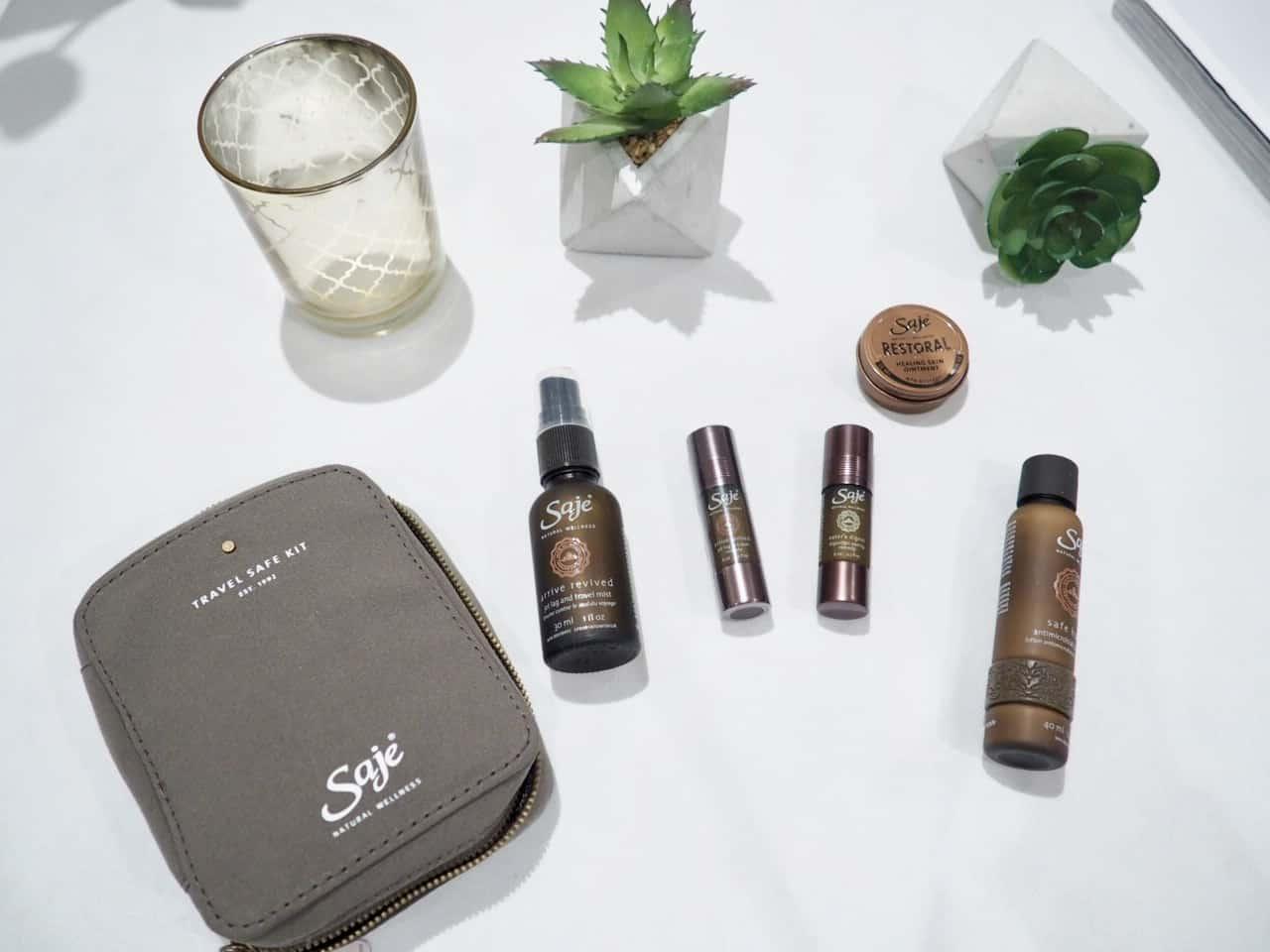Saje Essential Oils