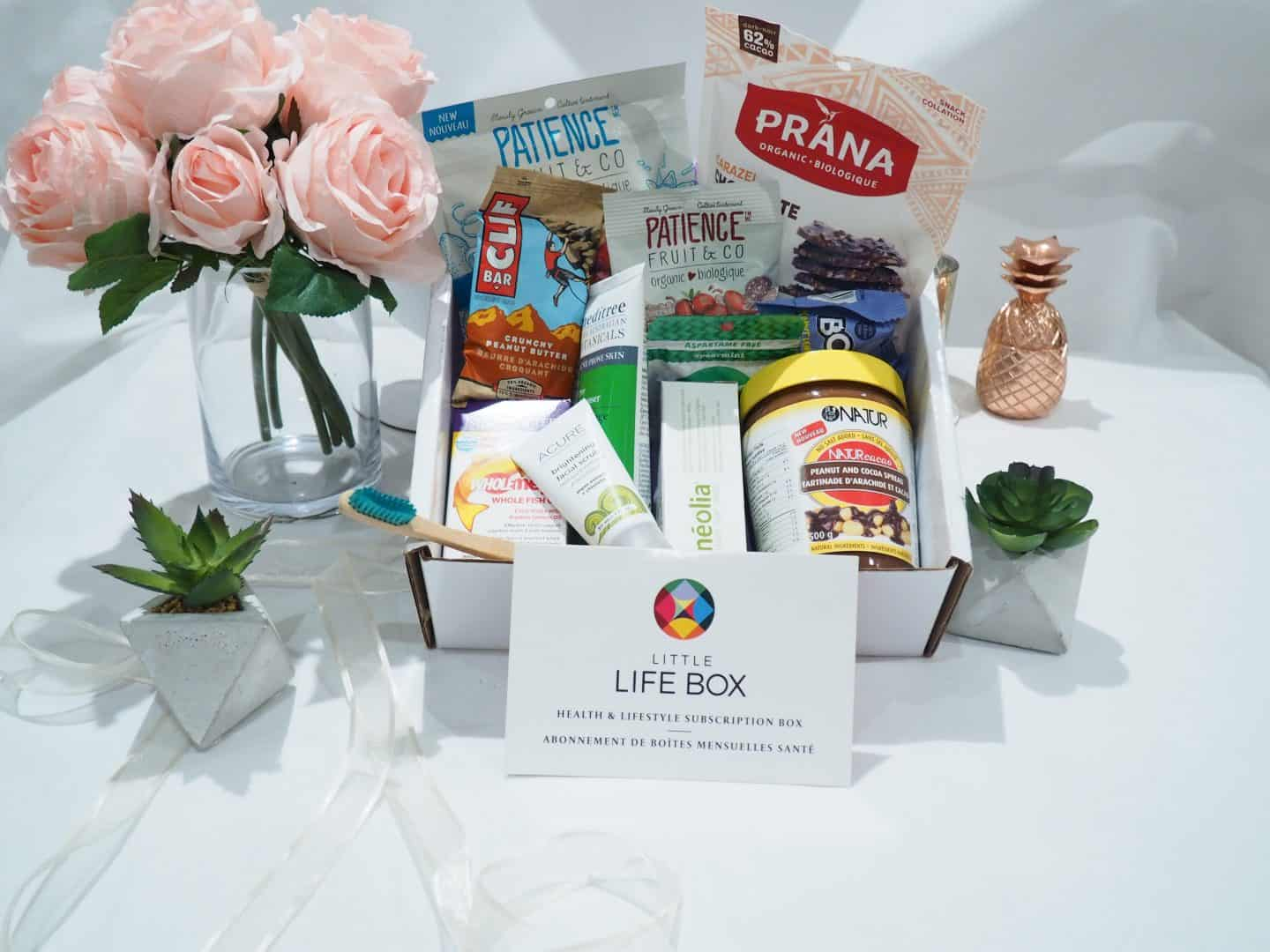 Little Life Box –  Health and Lifestyle Subscription Box