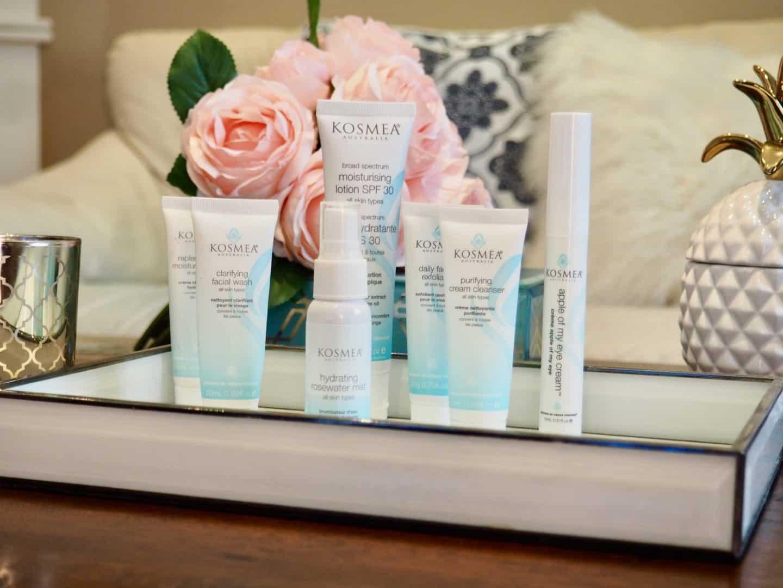 Discover Kosmea's Natural Skin Care Range