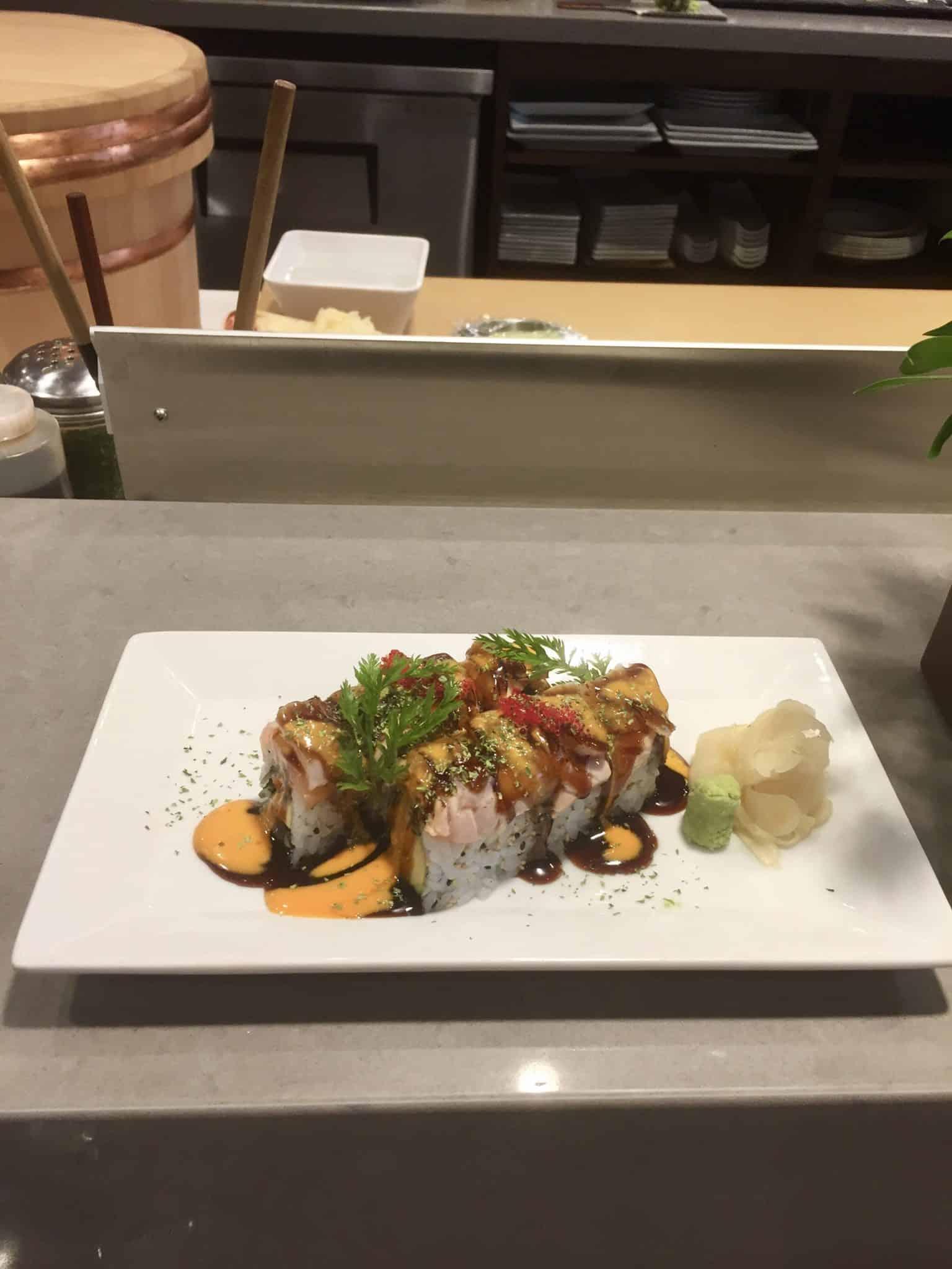 Best Sushi in Niagara-on-the-Lake