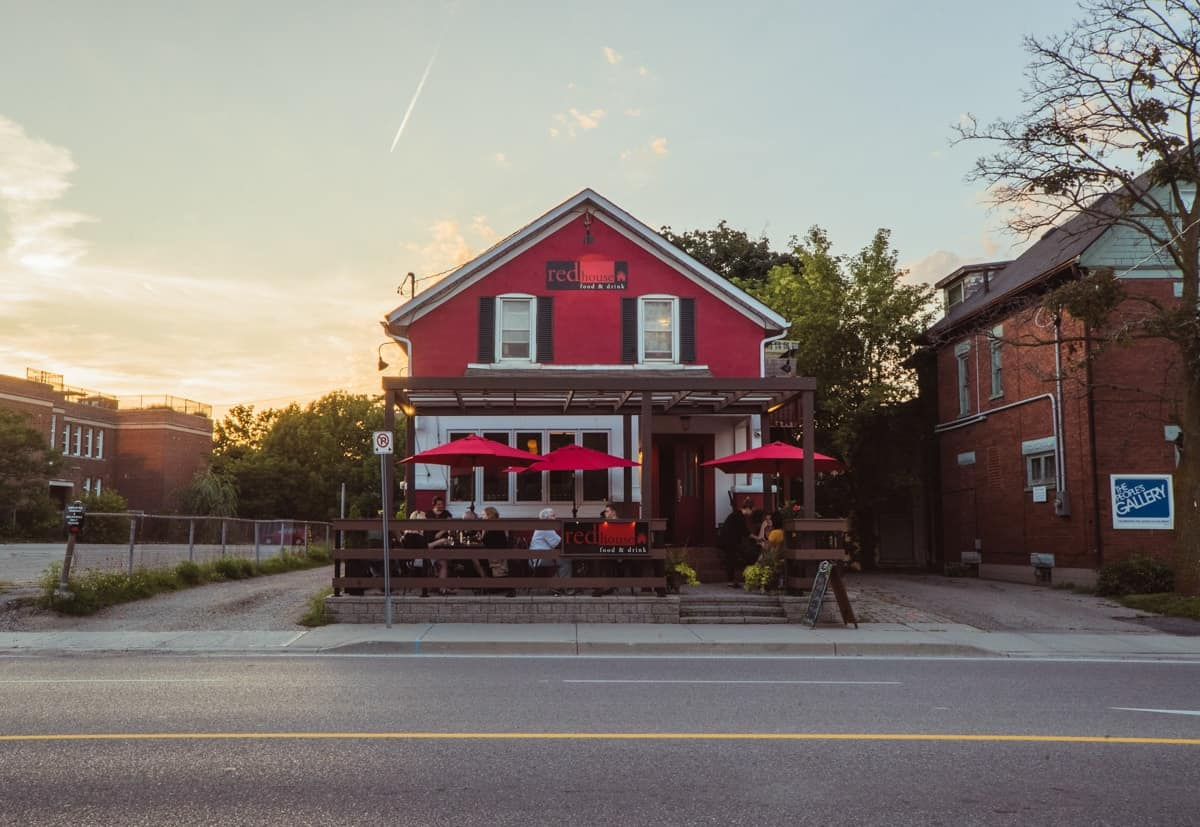 Red House Restaurant – A Cozy Gourmet Dining Experience in Uptown Waterloo