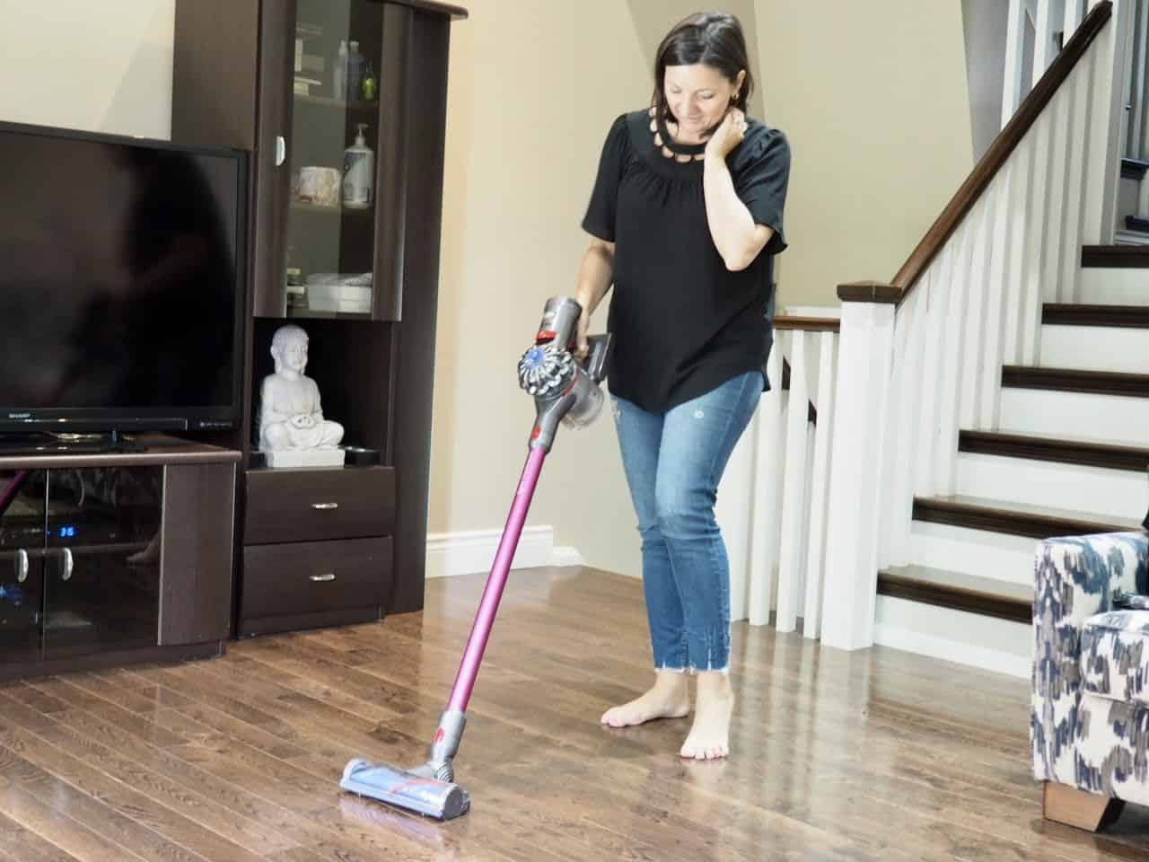 Dyson V7 Animal Pro Transforms the Way You Clean