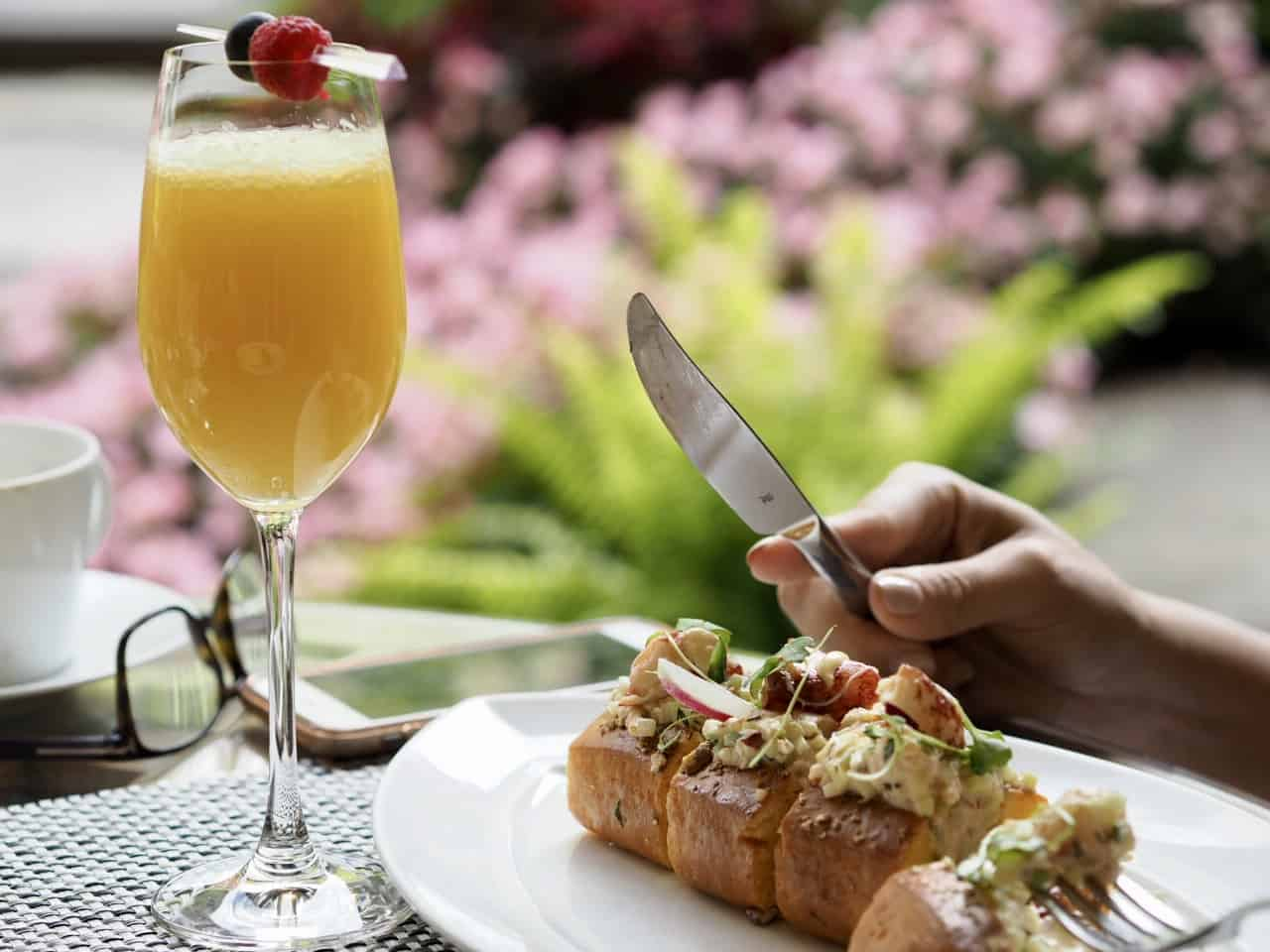 Exceptional Brunching at Maison Boulud Montreal