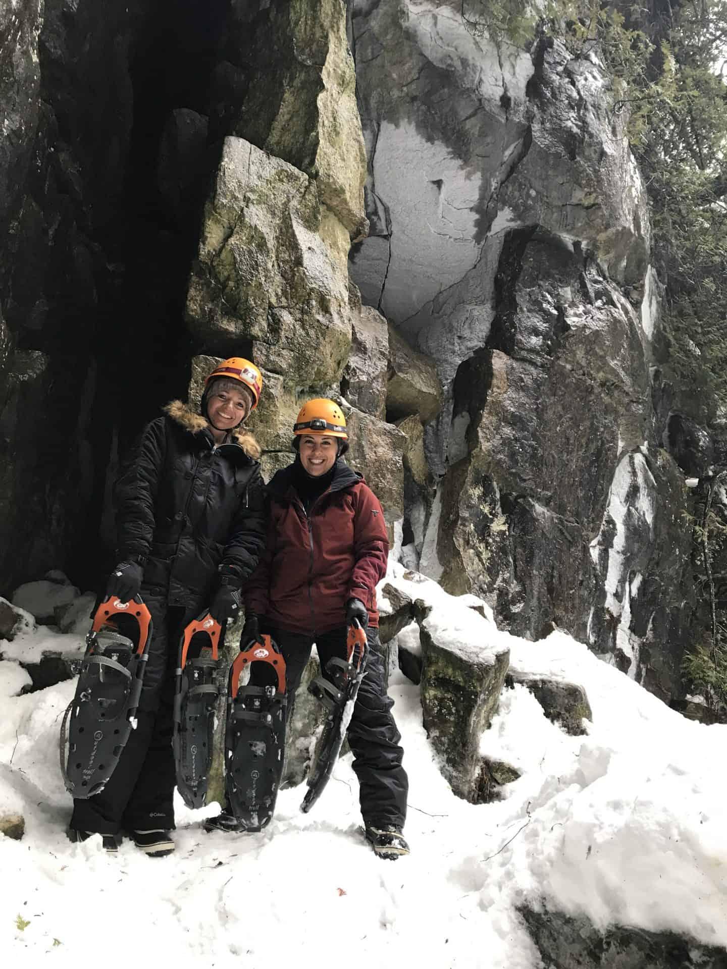 blue mountain winter activities