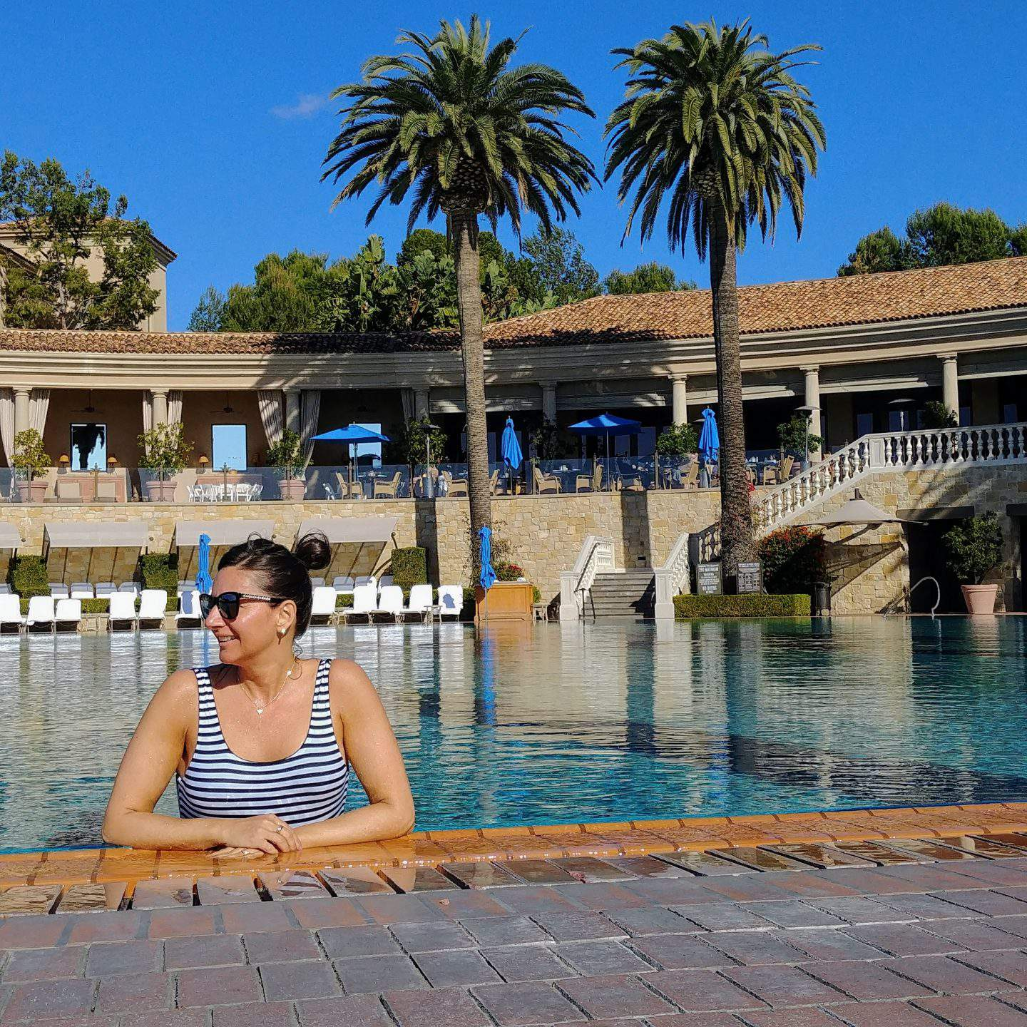 Checking in The Resort At Pelican Hill, Newport Beach