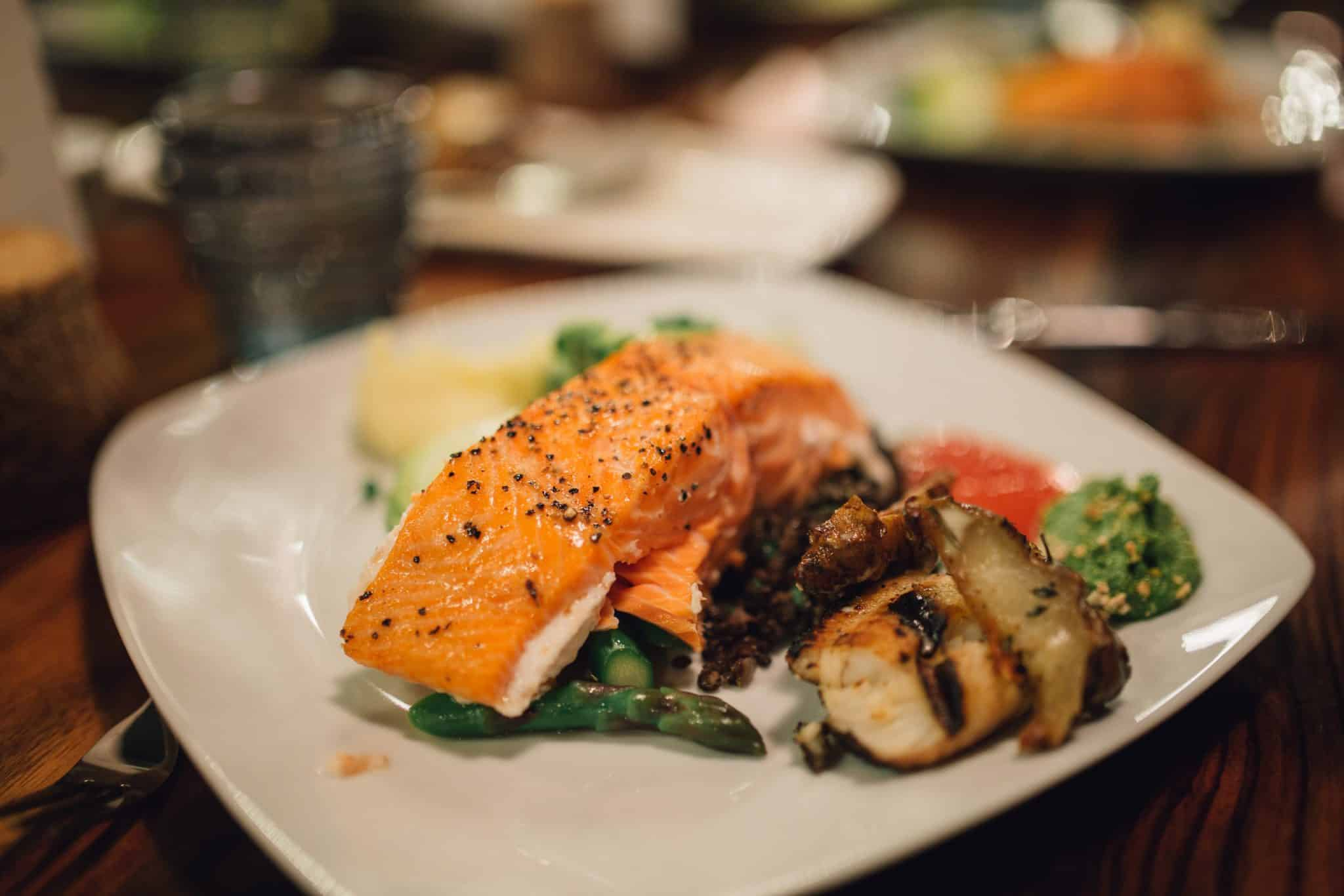 Canola Ned Bell Salmon