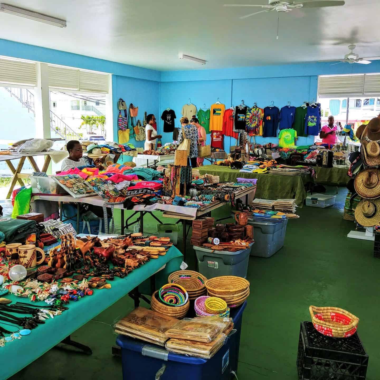 Exuma Bahamas Market