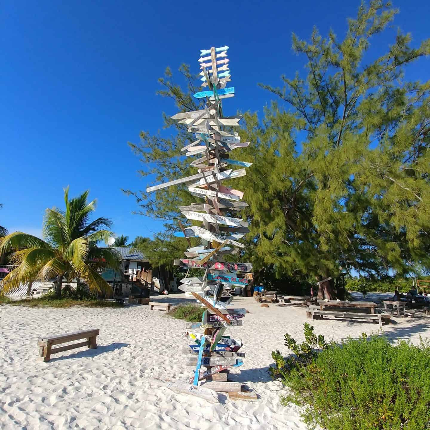 Exuma Bahamas Stocking Island