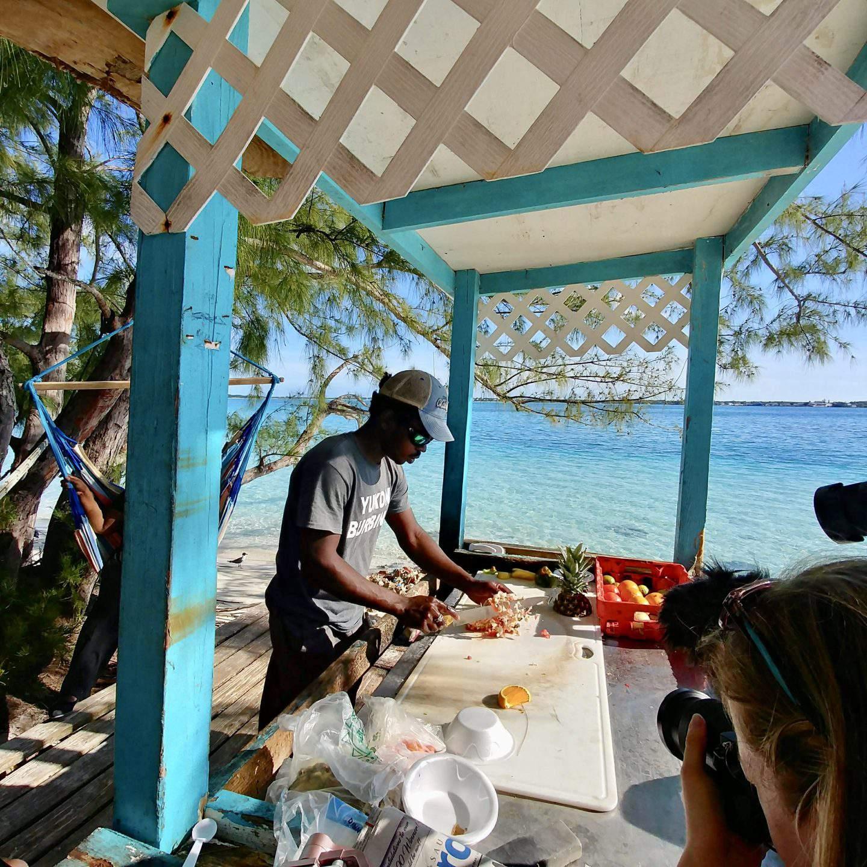 Exuma Bahamas conch