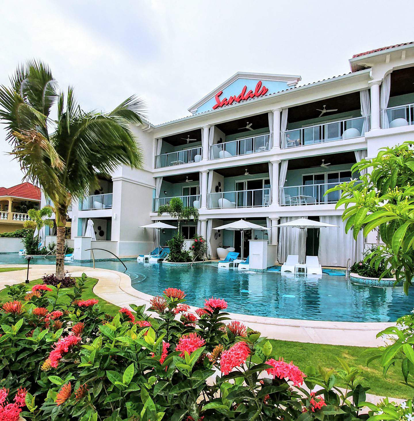 Montego Bay Sandals Luxury Getaway