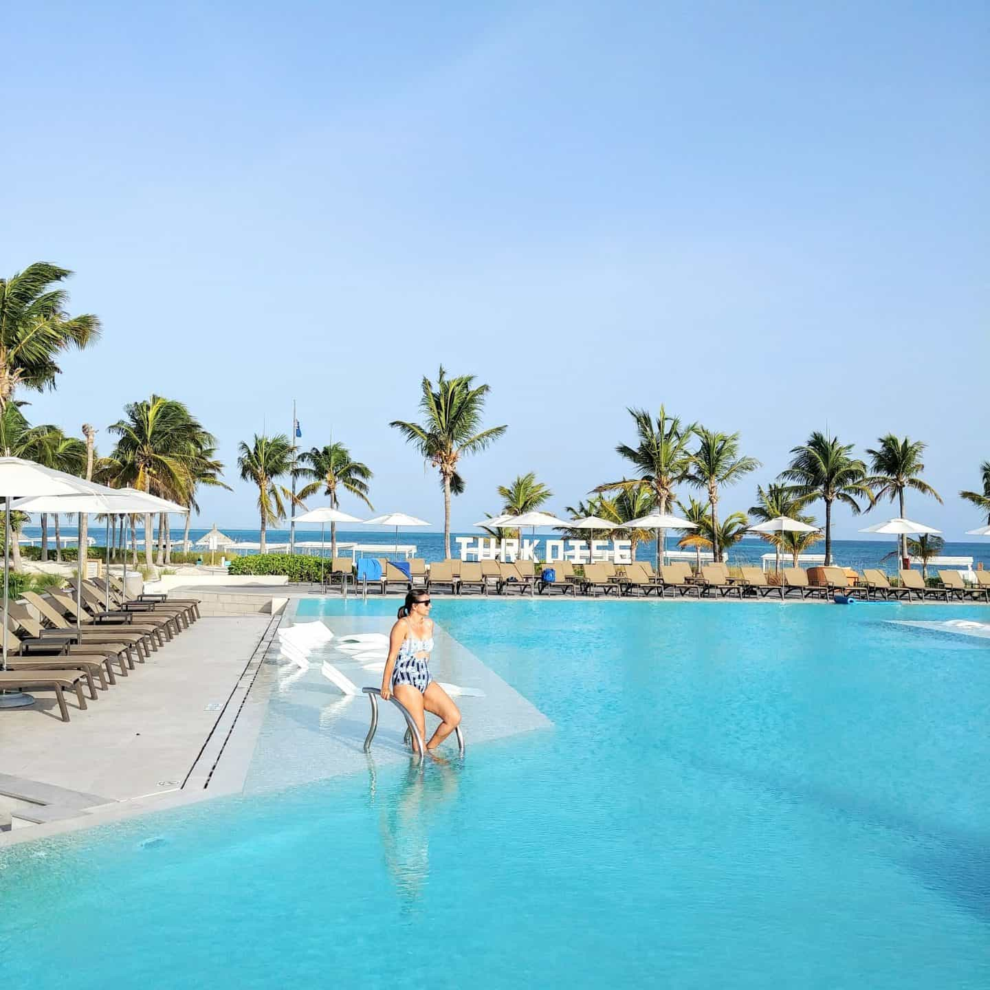 Club Med Turks and Caicos Pool