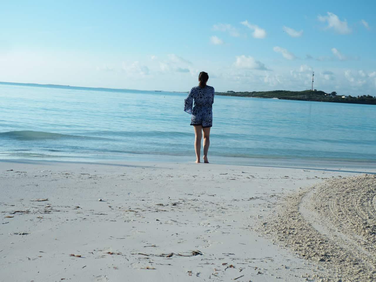 Exuma Bahamas Beach