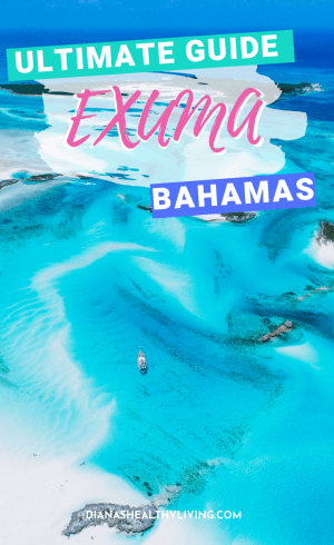 Discover the 8 top things to do in Exuma, Bahamas with our travel guide to the top Exuma attractions. Visit the famous Bahamas Pigs and sharks at Staniel Cay in the Exuma Cays, snorkel Thunderball Grotto, visit Tropic of Cancer Beach. Read more about the top things to do in the Exumas Bahamas!