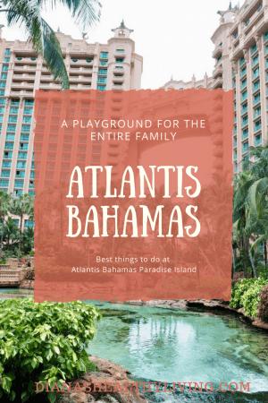 Atlantis Bahamas buidling