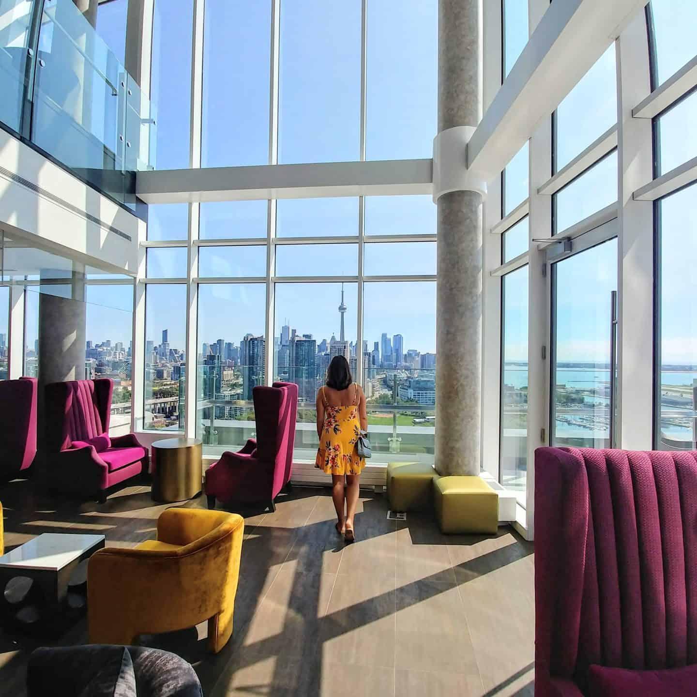 Hotel X Toronto Best Views Luxury Hotel
