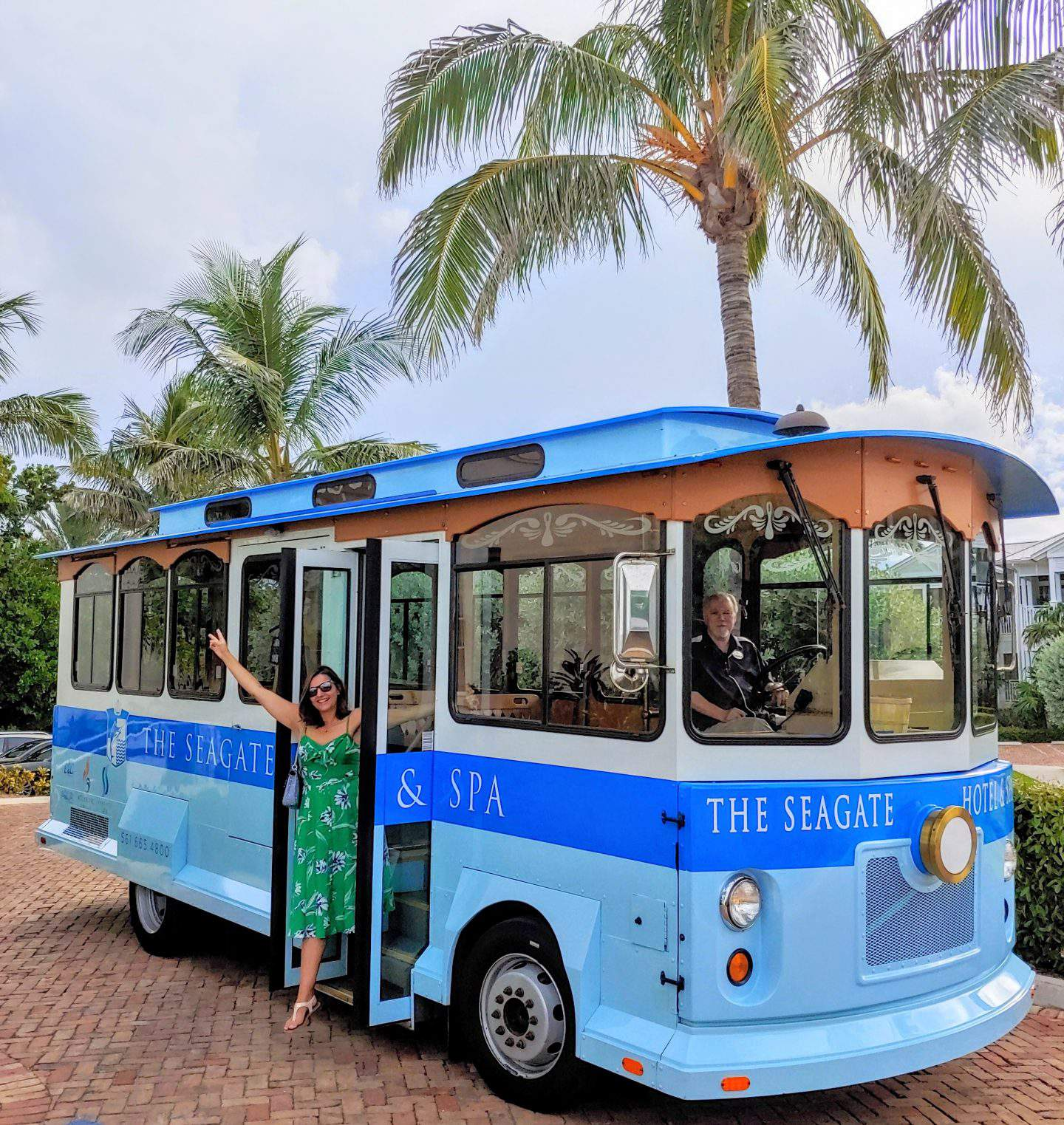 Seagate Hotel and Spa Shuttle