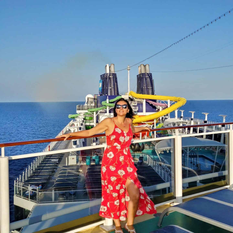 Norwegian Epic Mediterranean Cruise