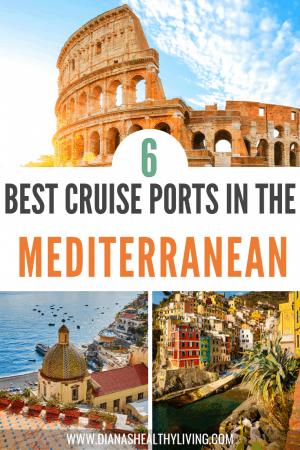 Norwegian Cruise Lines Mediterranean Cruise